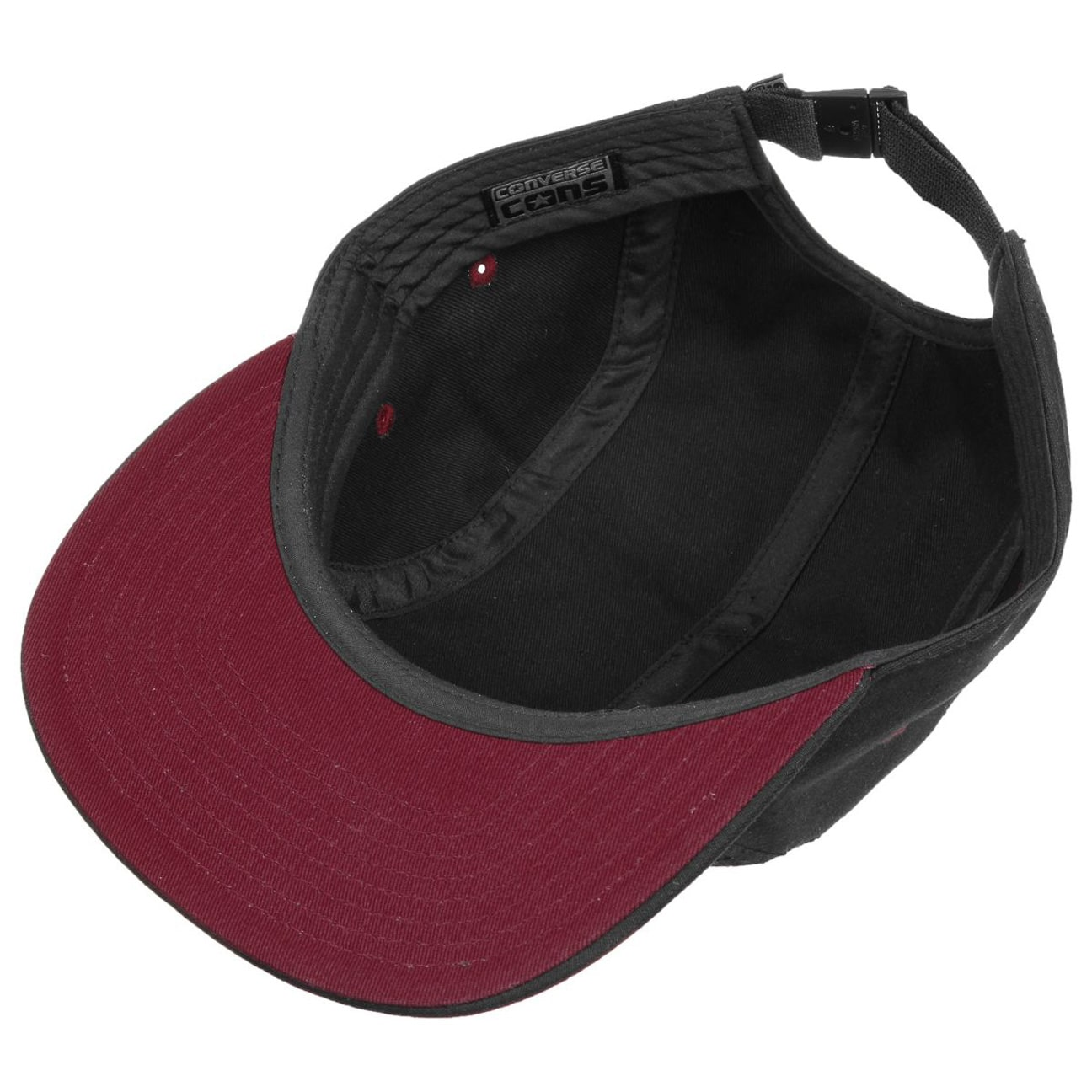 converse 5 panel hat
