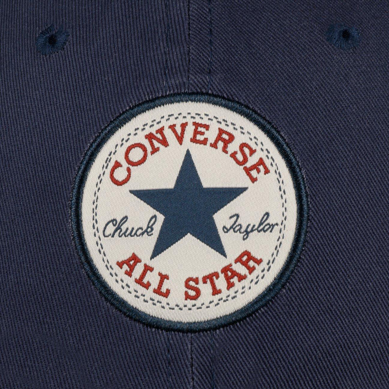 5492ec80ba4 ... Core Classic Baseball Cap by Converse - blue 5 ...