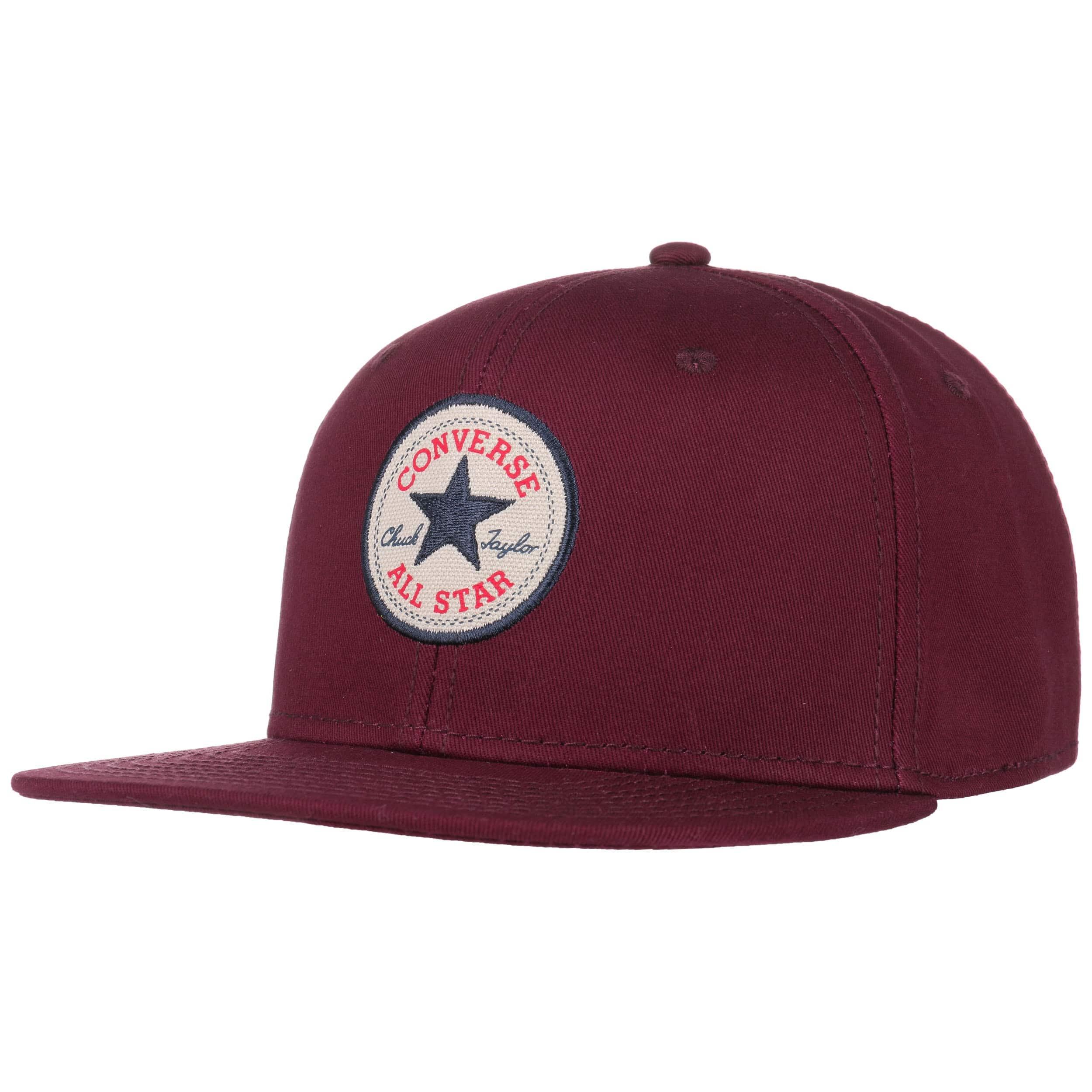 Core Twill Snapback Cap by Converse