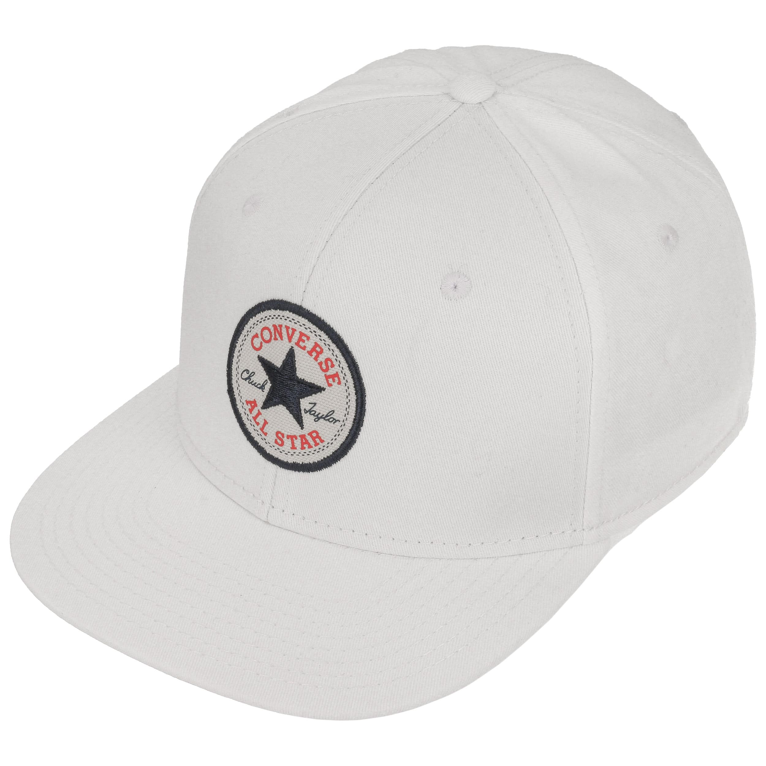 ... Core Twill Snapback Cap by Converse - white 1 ... ebc451ae832