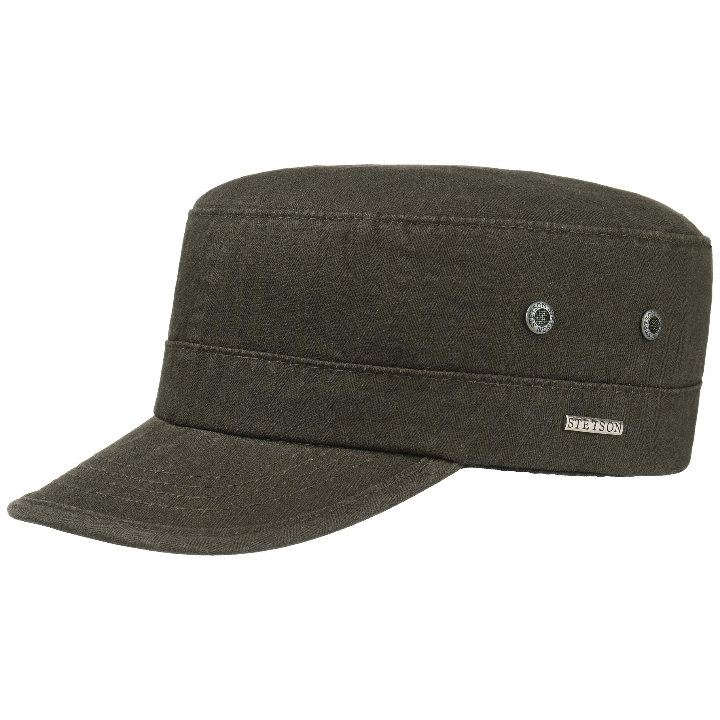 Cotton Army Cap By Stetson Eur 39 00 Gt Hats Caps