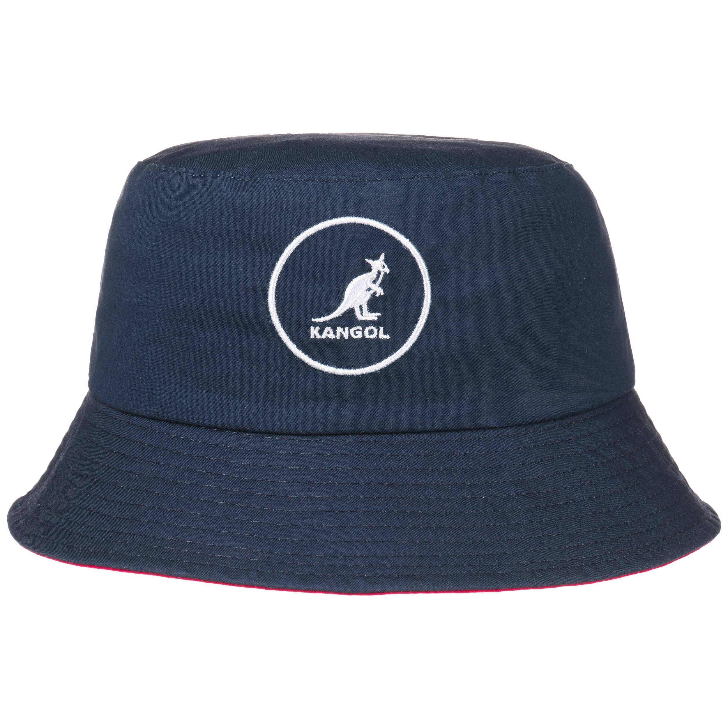 ... Cotton Bucket Hat by Kangol - blue 4 de039a069e8