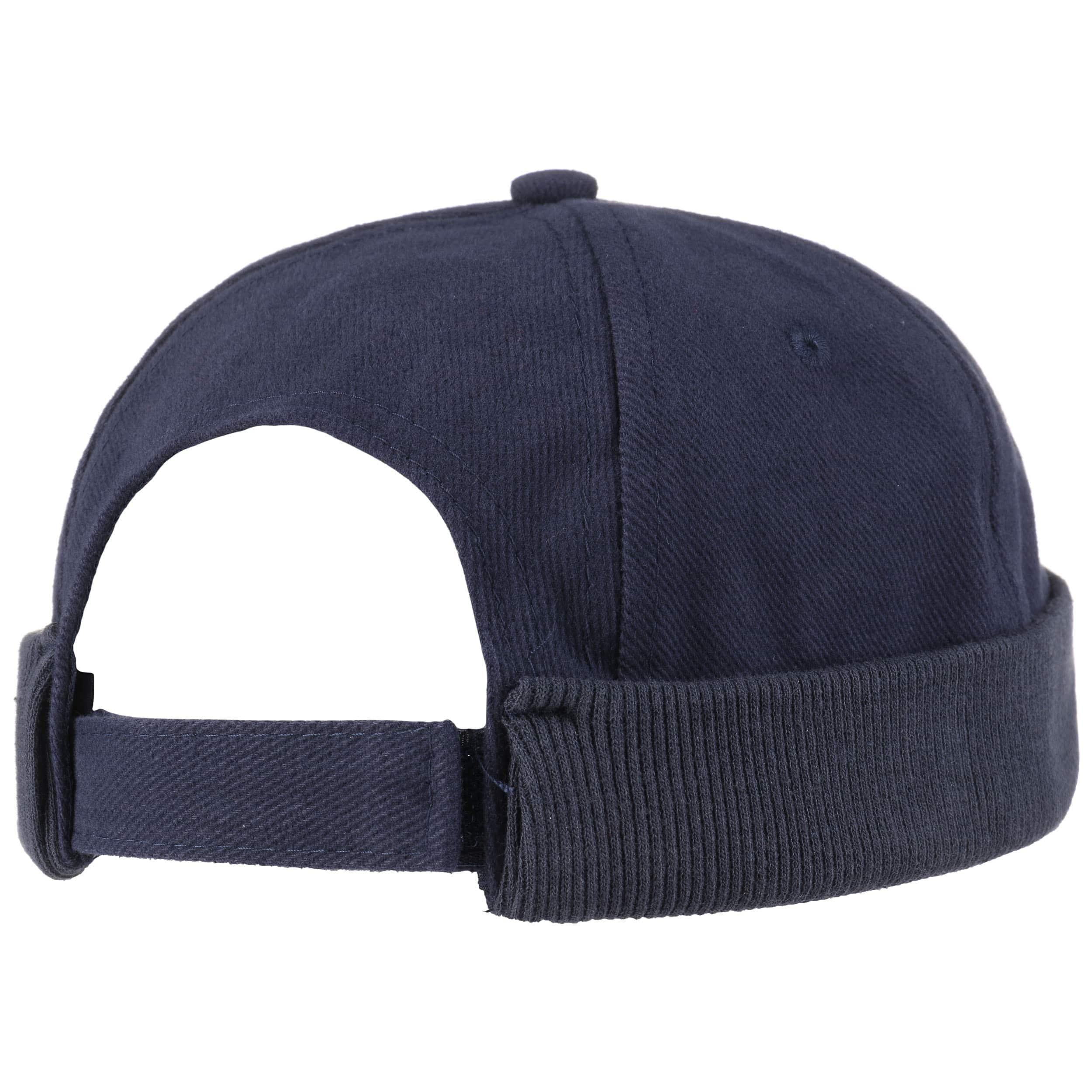 fb253f71ae0 ... Cotton Docker Cap - blue 3 ...