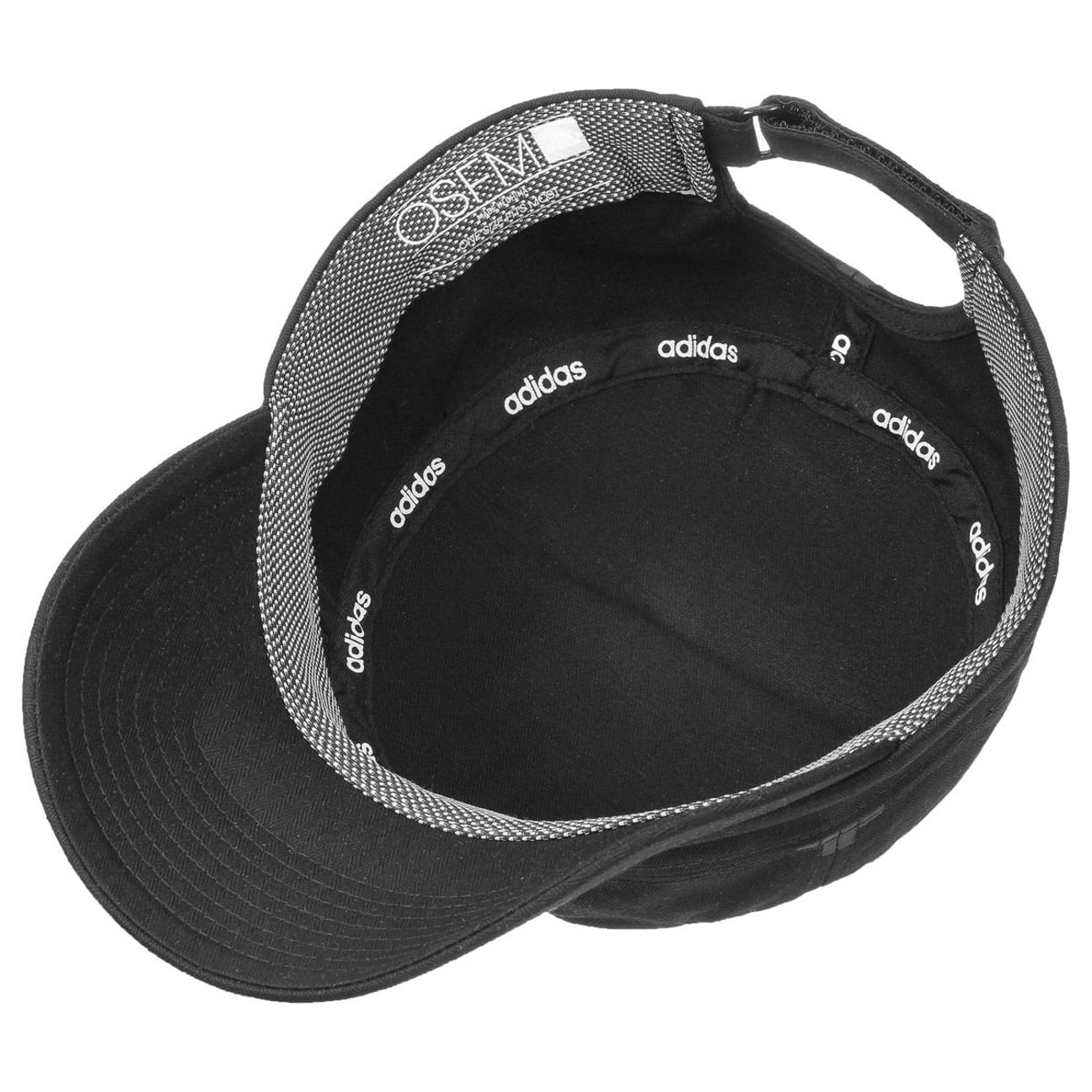 ... Cuban Cotton Army Cap by adidas - black 3 ... d1da1441c3a