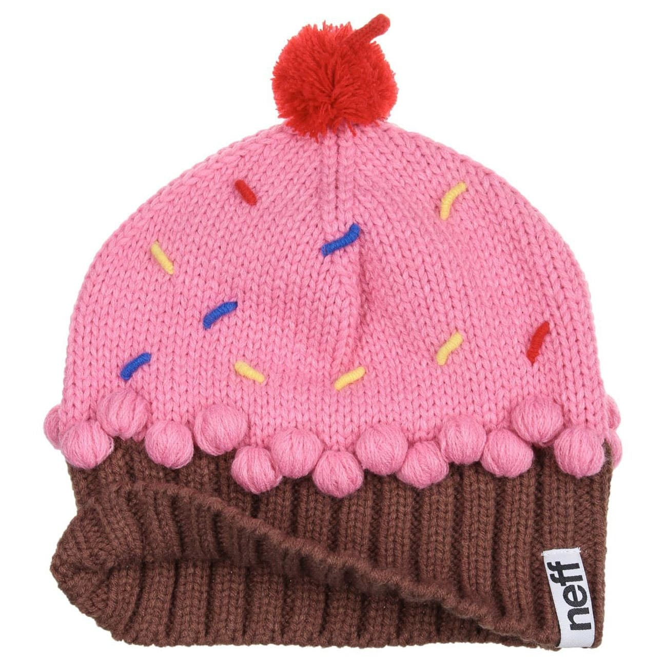 a5675d2fc8739 Cupcake Beanie by neff - rose 2 ...