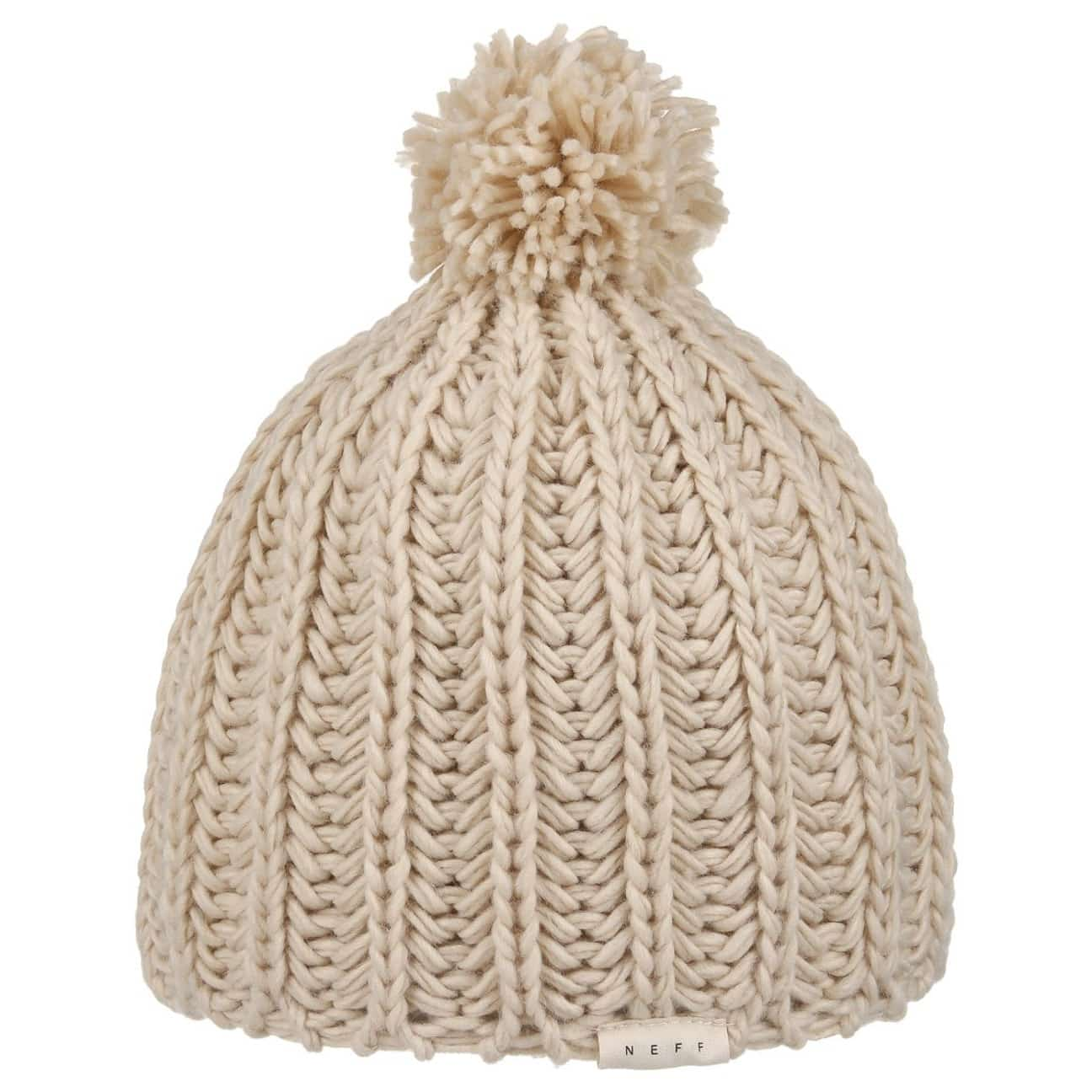 383d046a2c9 ... purple 3 · Curse Beanie with Pompom by neff - beige 3 ...