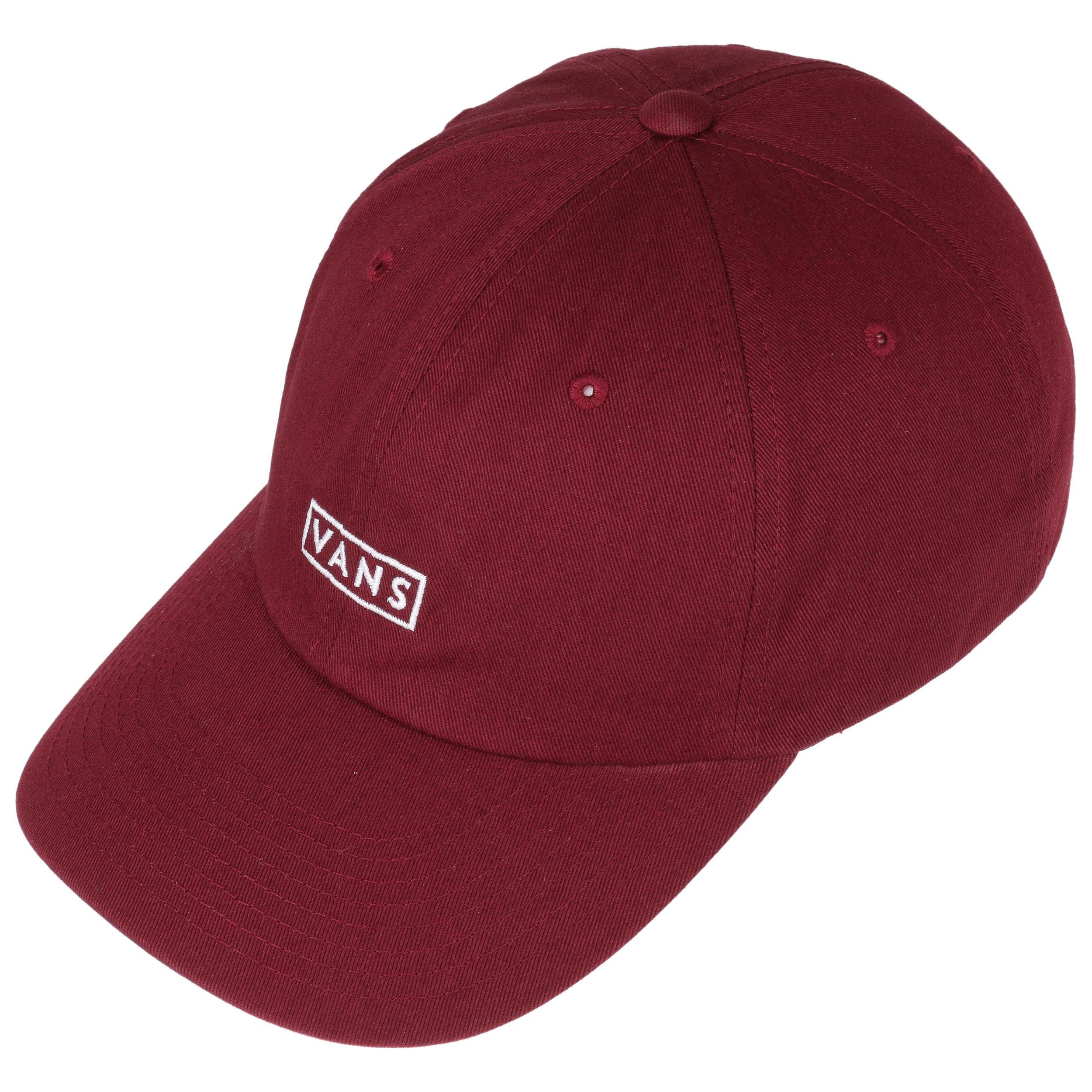 vans red hat   OFF53% Discounts 0e5a3aae949