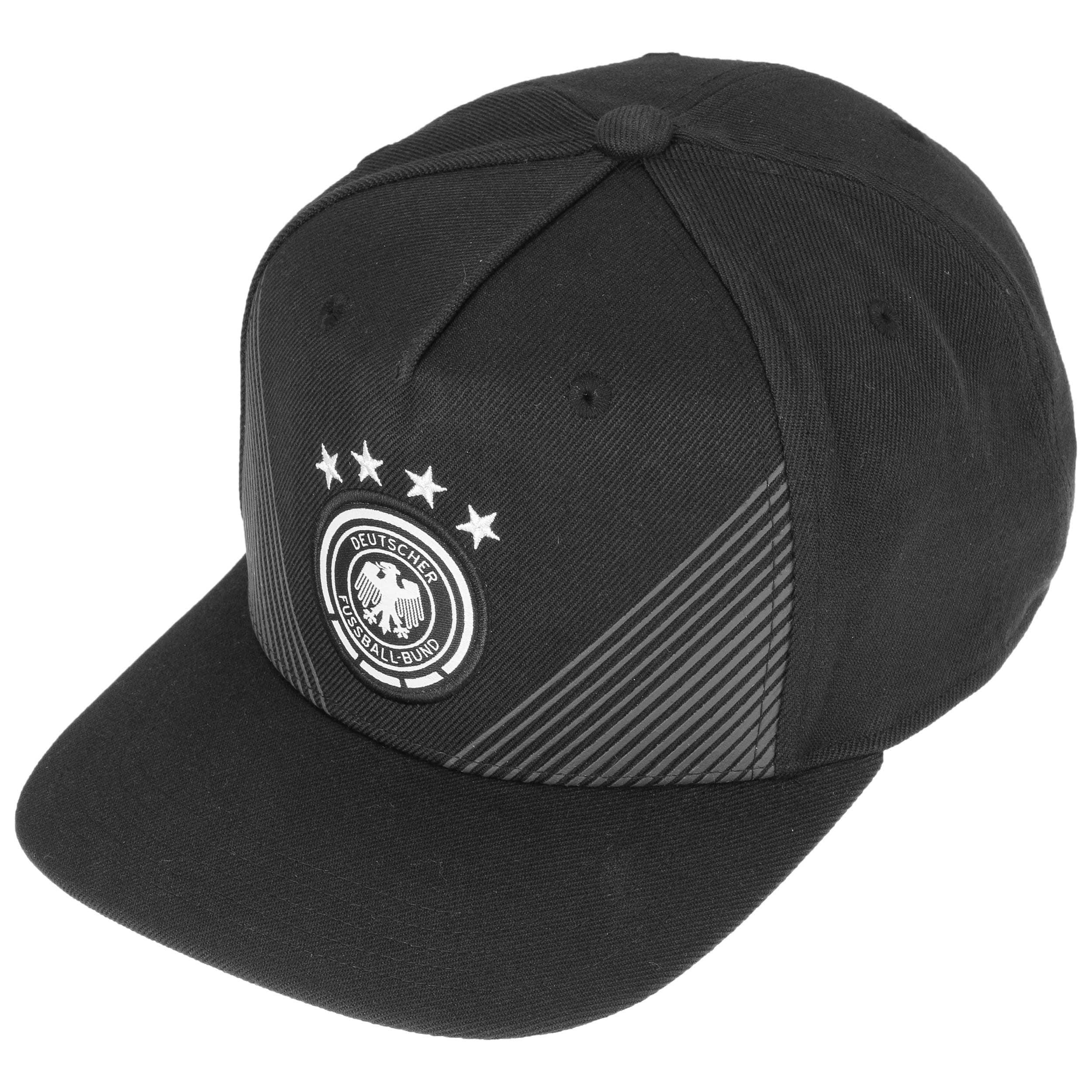 d77c3e74ace DFB Home Snapback Cap by adidas - black 1 ...