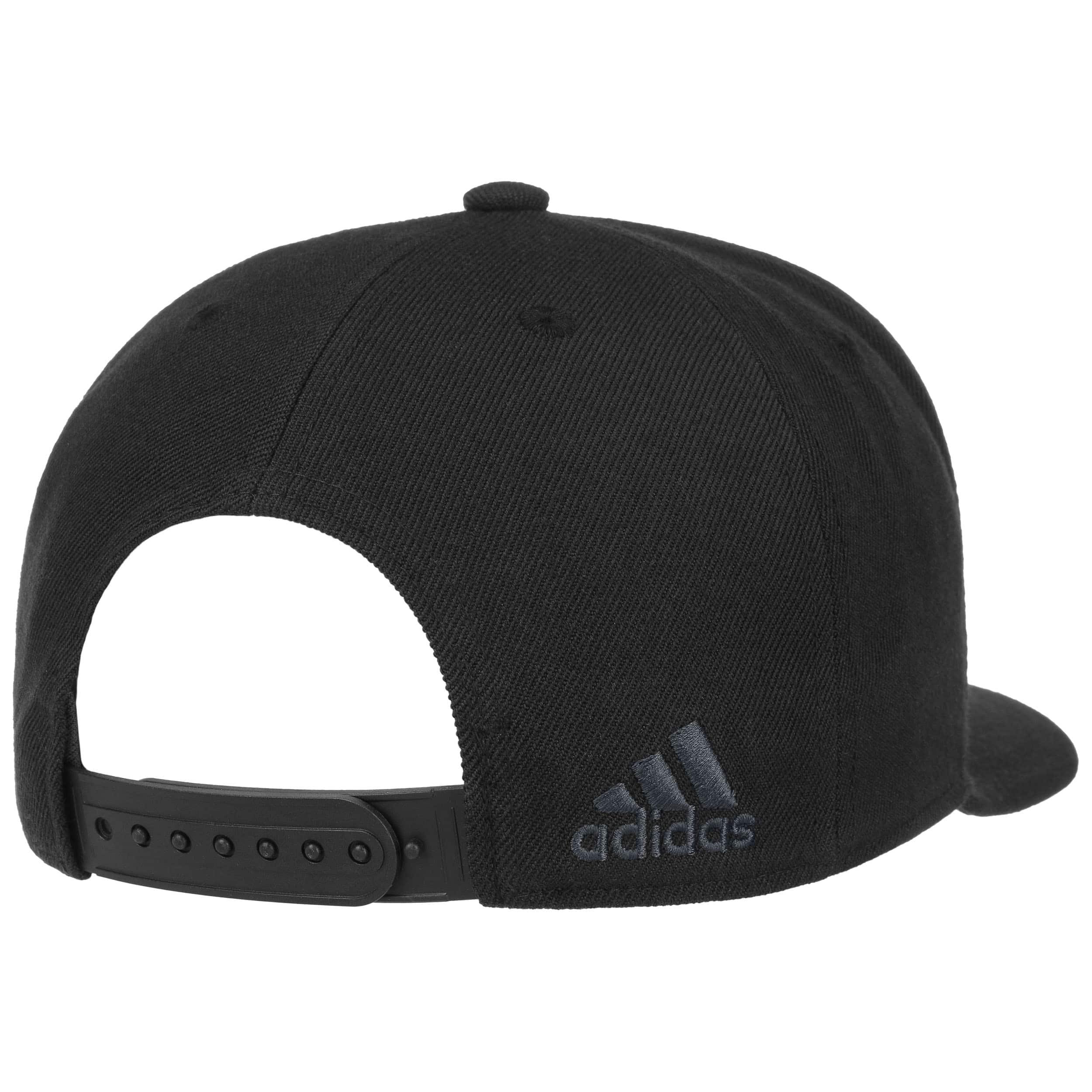 d2a2e0c8939 ... DFB Home Snapback Cap by adidas - black 3 ...