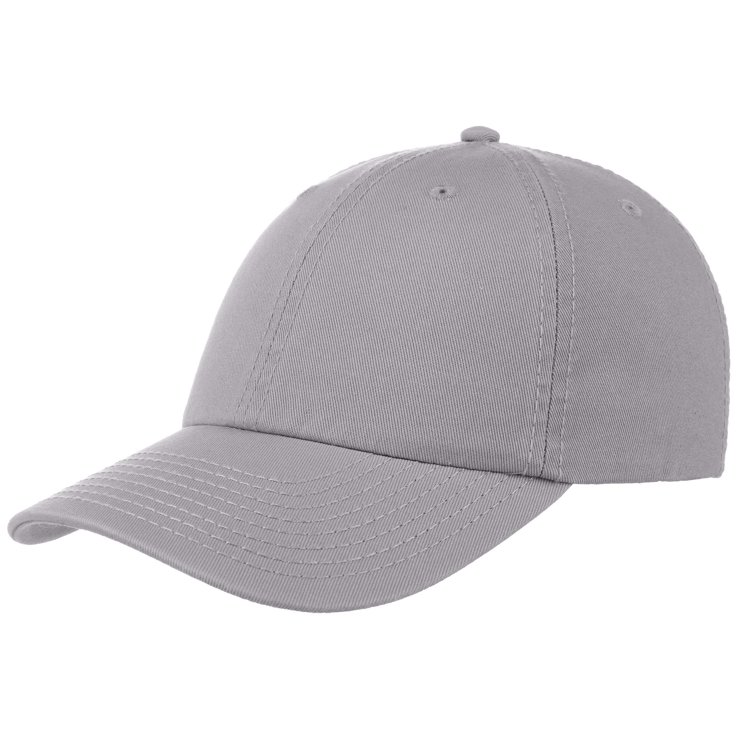 929ecf7a ... Dad Hat Strapback Cap - light grey 5 ...