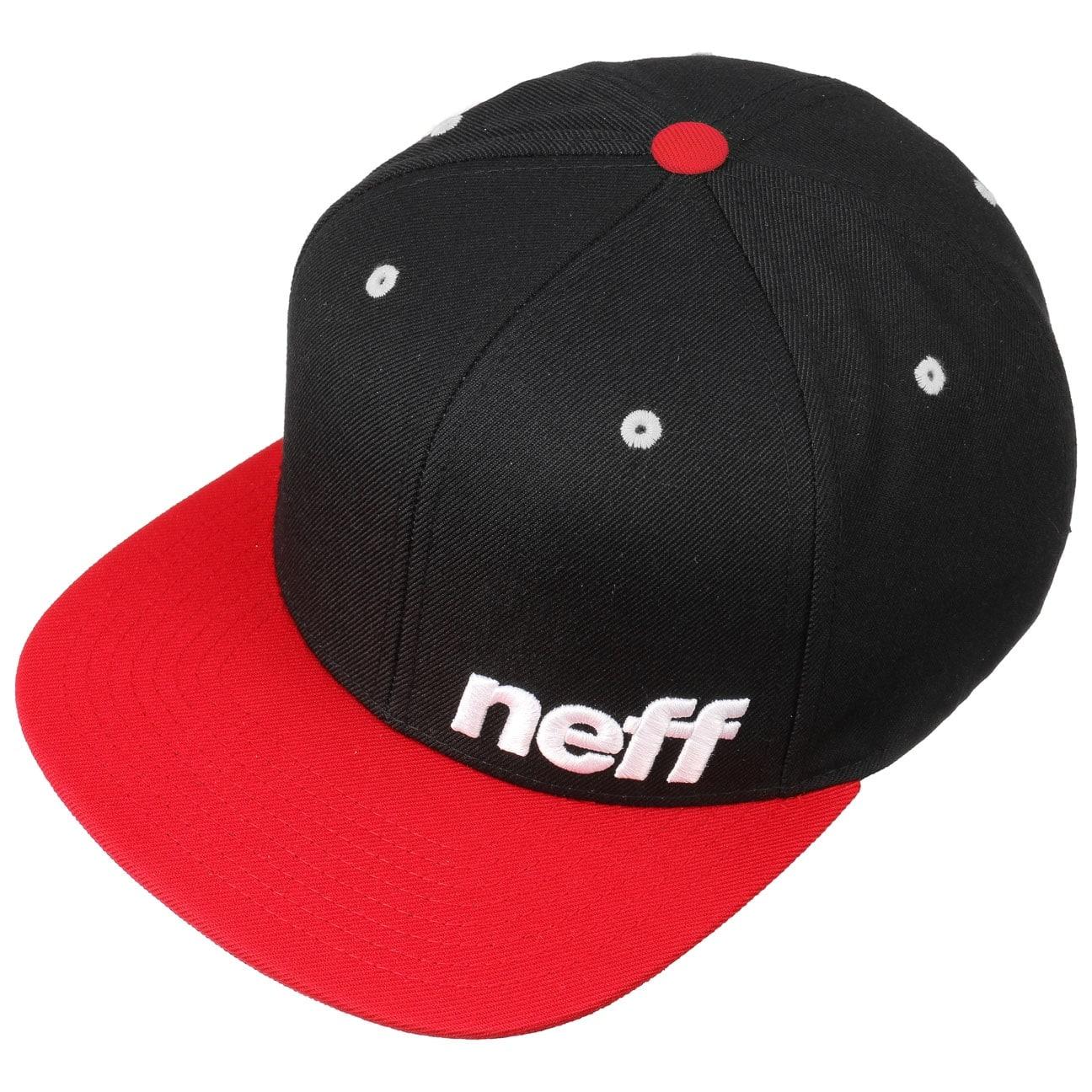 4487e5563c6 ... Daily 2-Tone Snapback Cap by neff - black 2 ...