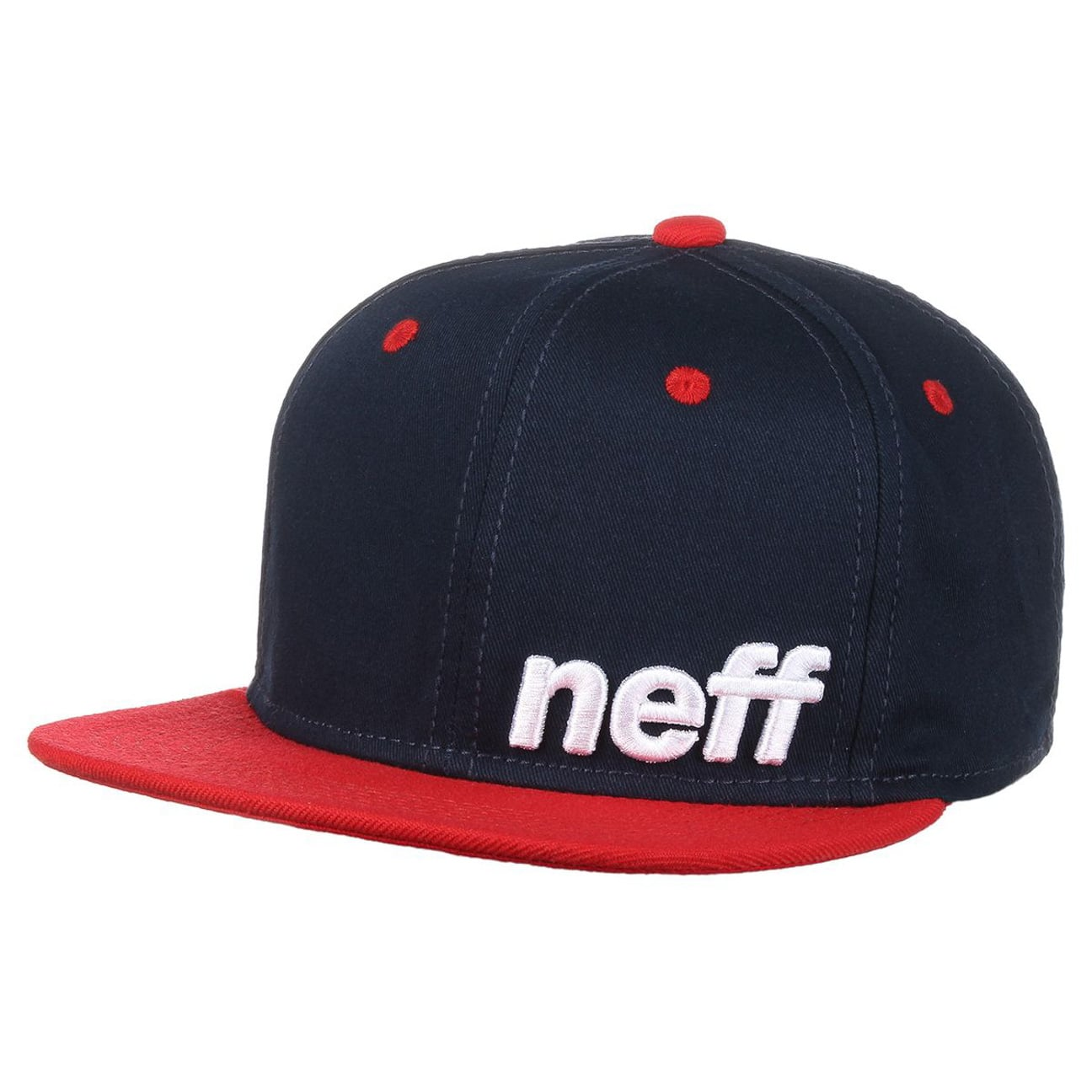 daily cotton snapback cap by neff eur 24 90 hats caps beanies shop online. Black Bedroom Furniture Sets. Home Design Ideas