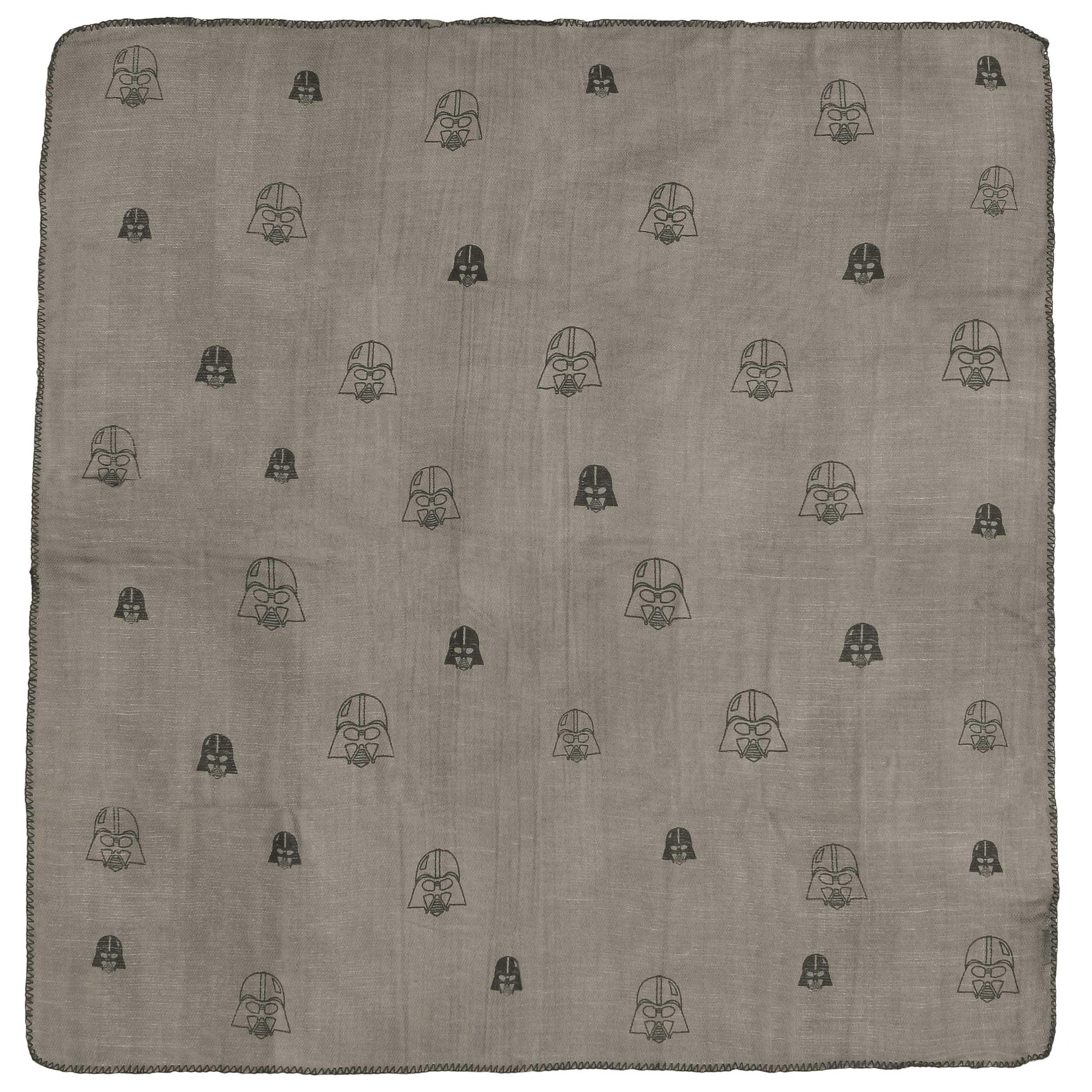 darth vader blanket schal by codello 24 95. Black Bedroom Furniture Sets. Home Design Ideas