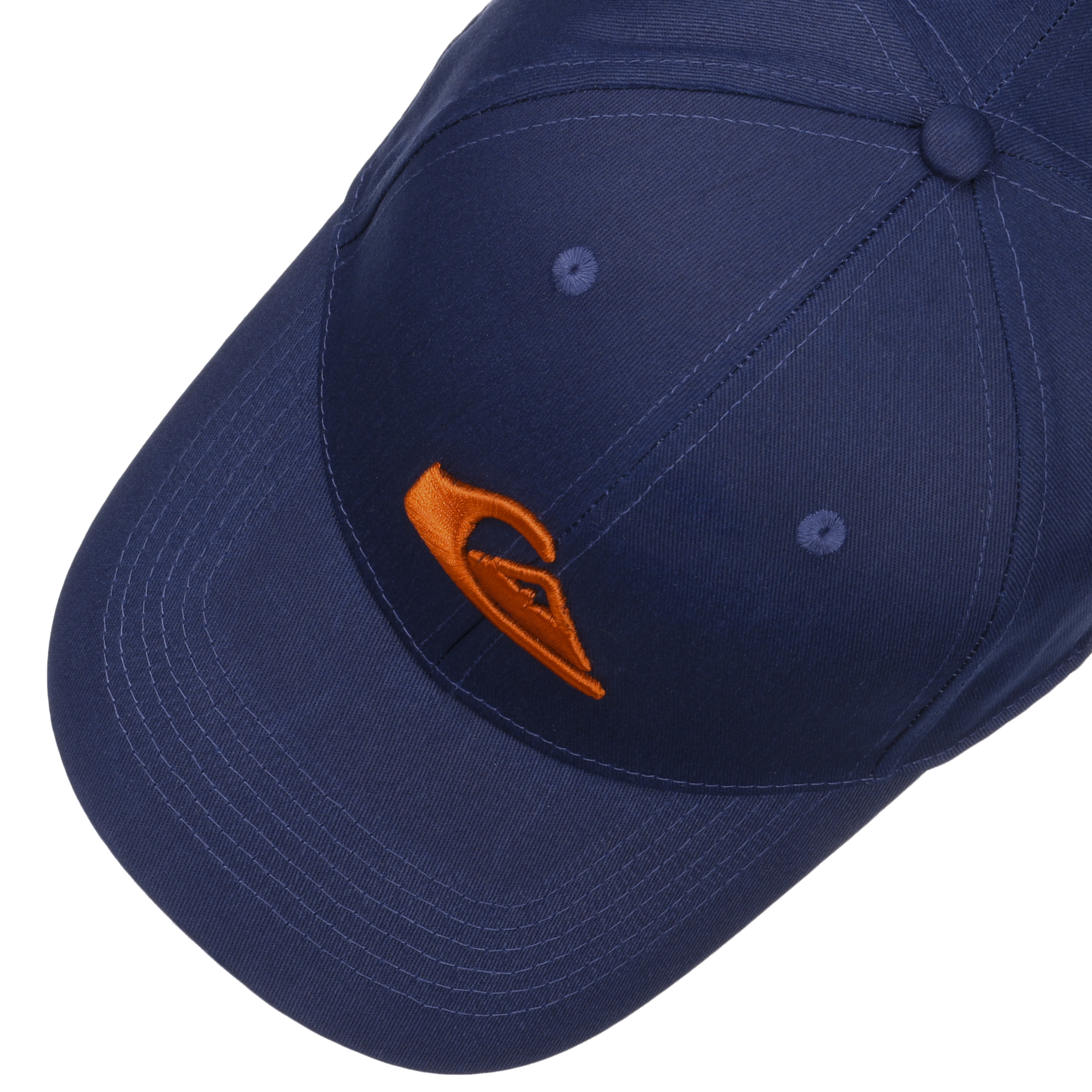 ... Decades Snapback Cap by Quiksilver - navy 1 ... f6422be09956