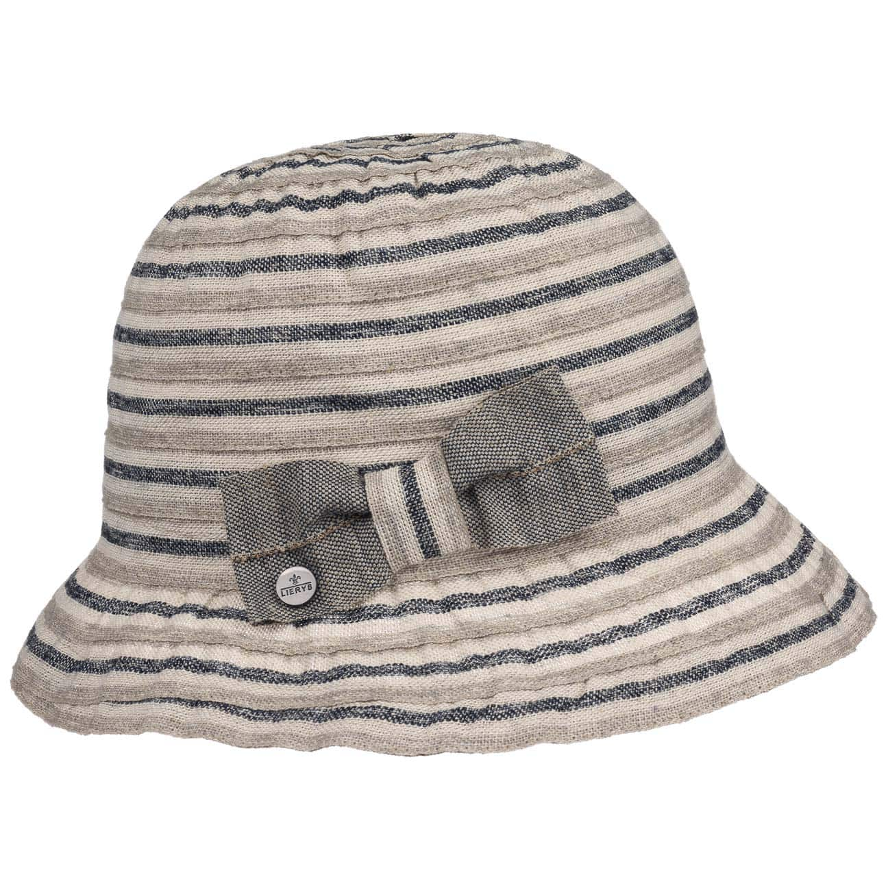 Multicolour Knit Hat with Flower by Lierys Cloth hats Lierys Em3zApuVk