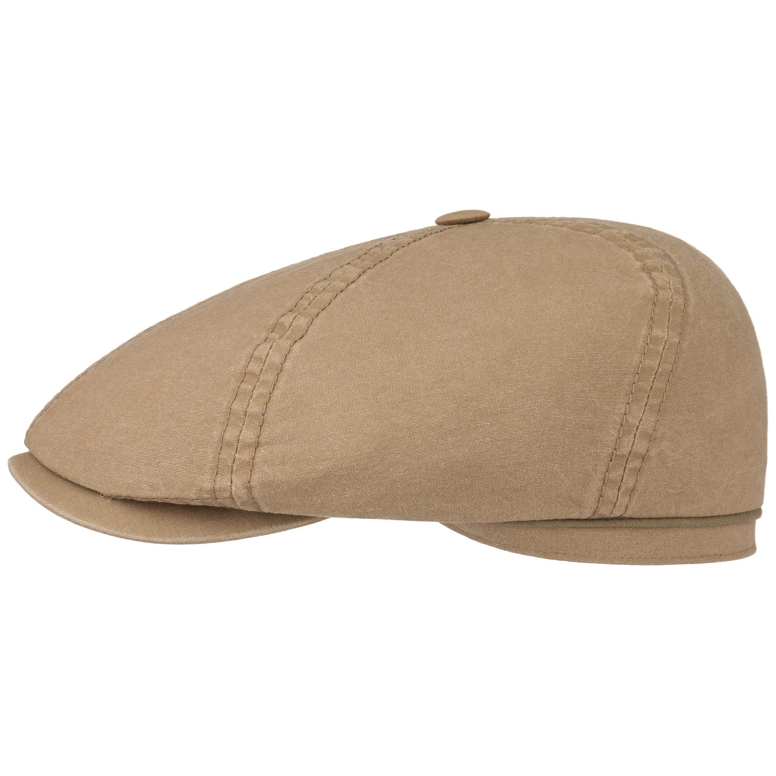 f63b56e3 Delave Organic Cotton Flat Cap by Stetson, GBP 59,00 --> Hats, caps ...
