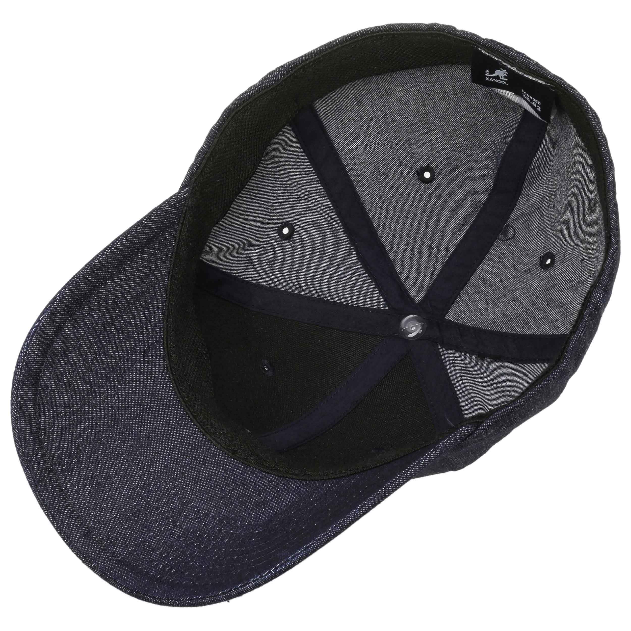 e021ff38 ... Denim Flexfit Baseball Cap by Kangol - denim 2 ...