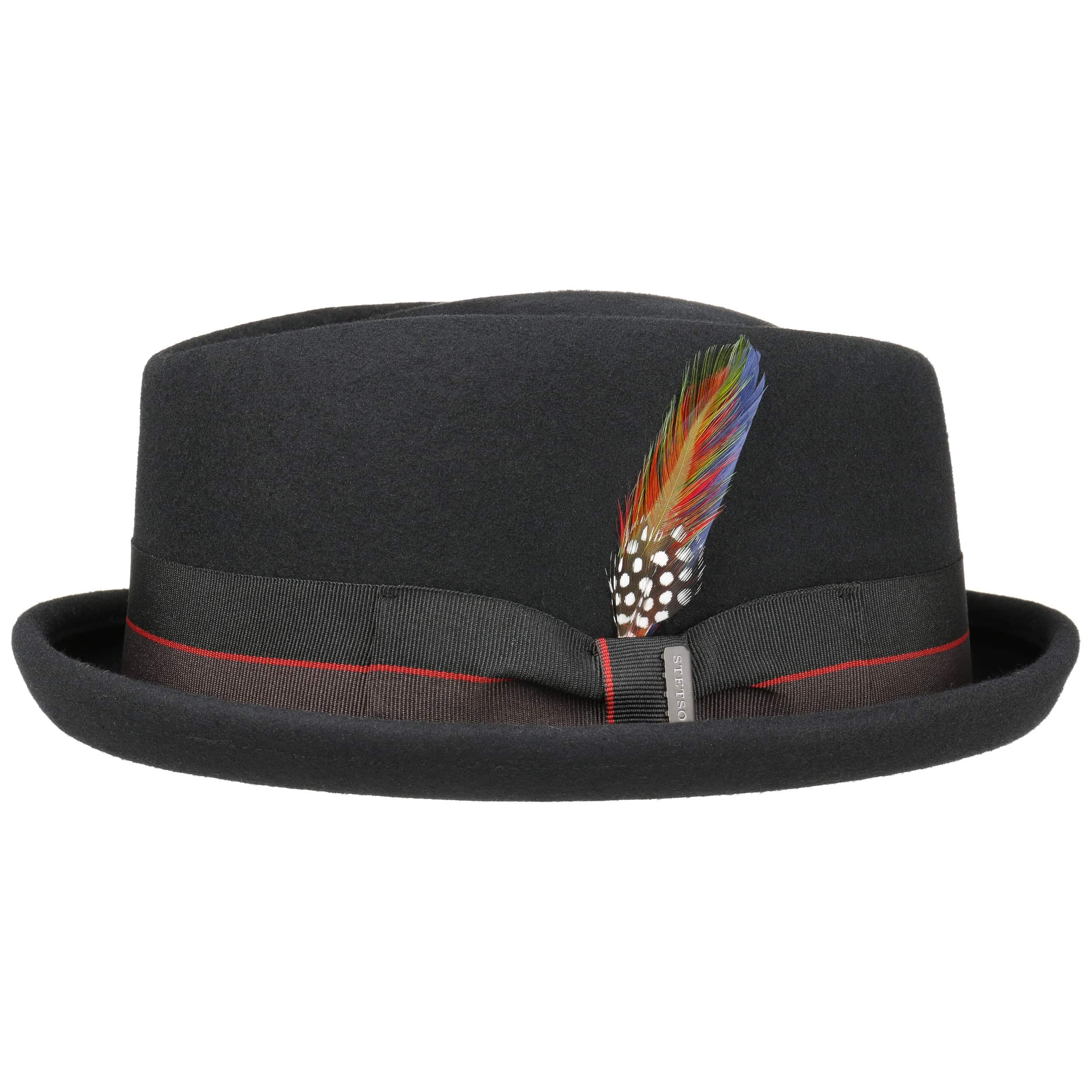 205f5dd5a22586 Stetson Crushable Wool Felt Hat
