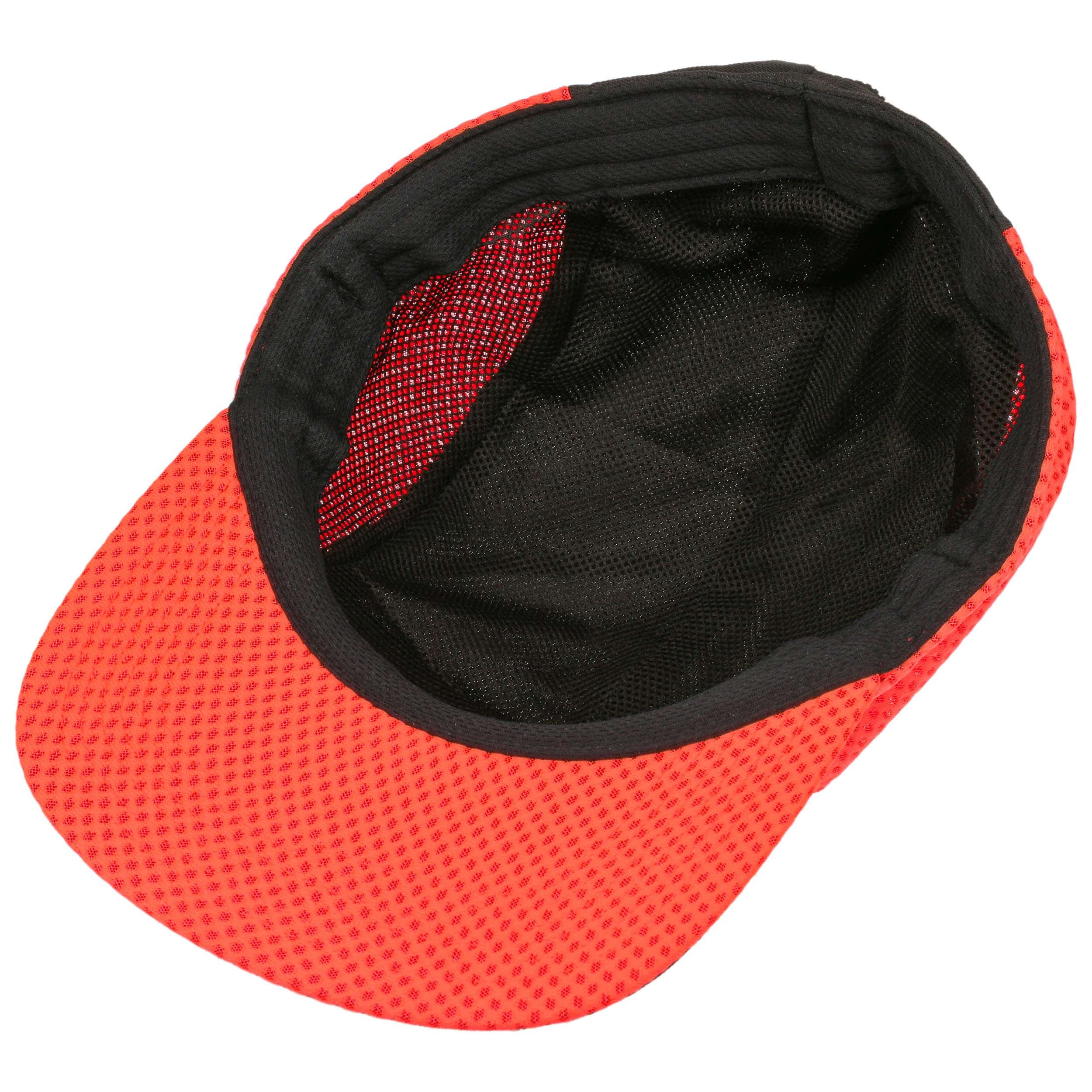 ... Disc-Fit Runner Cap by PUMA - black-red 2 ... 1eb7912f1e8