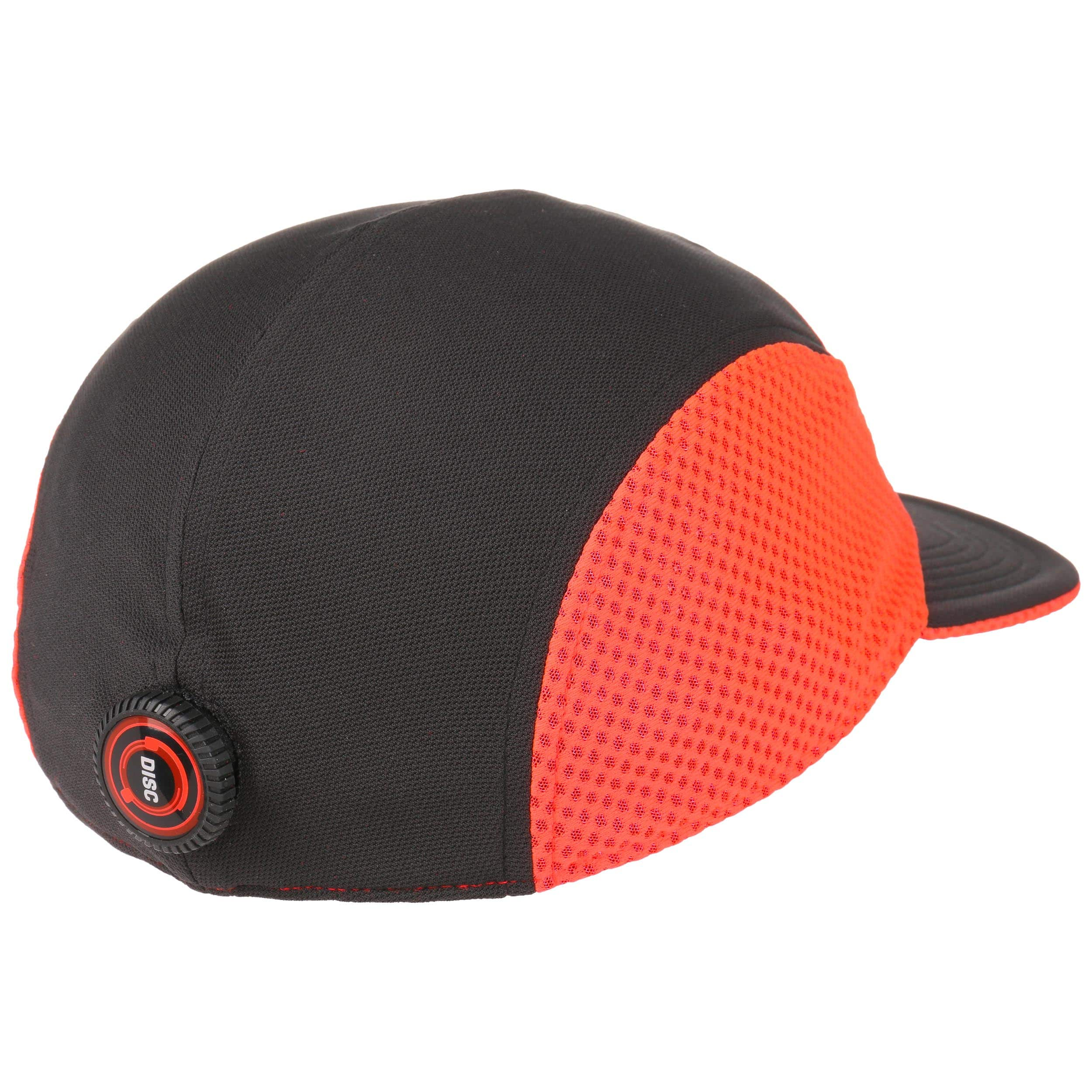 98a9eb8cdb5 ... Disc-Fit Runner Cap by PUMA - black-red 3 ...