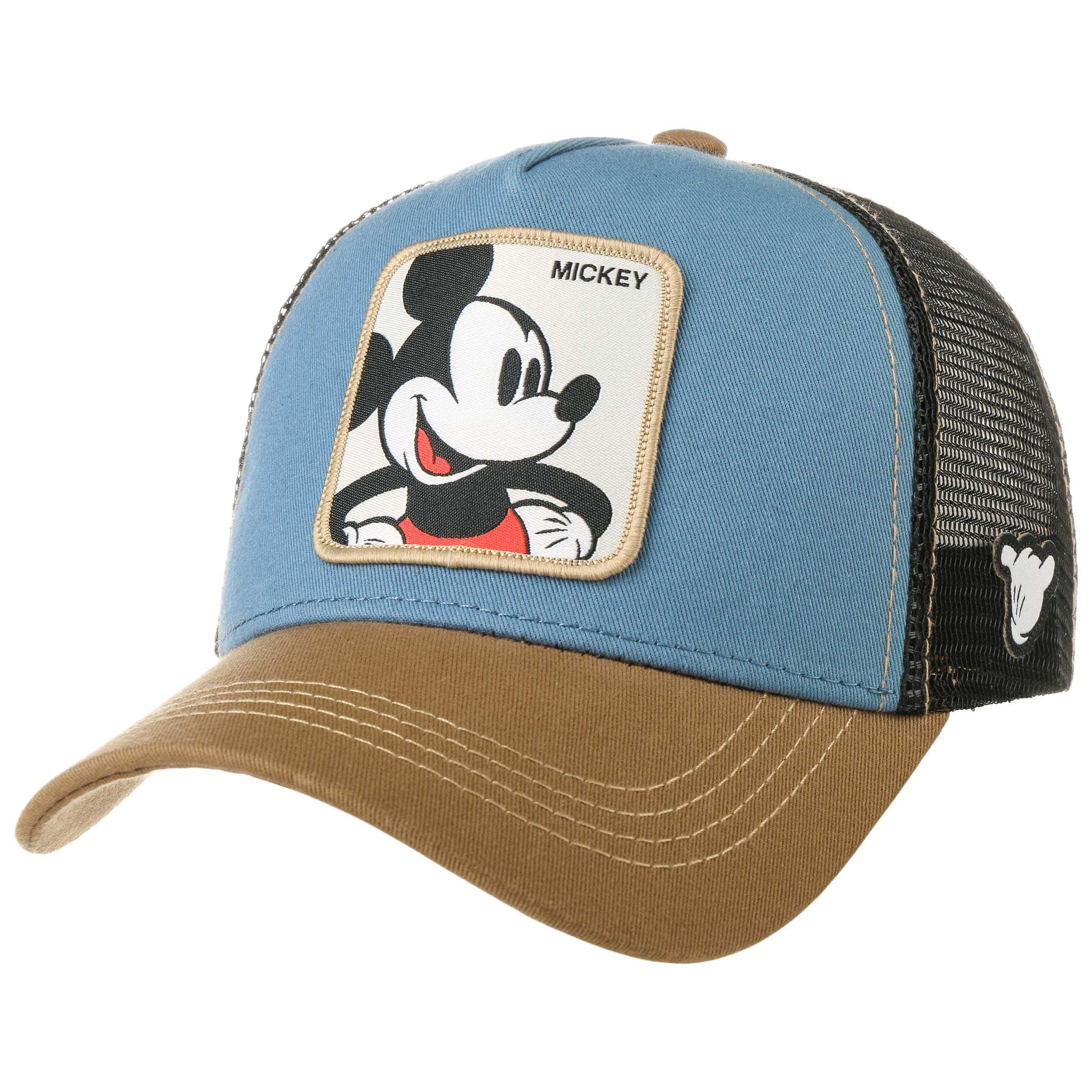 venta caliente más nuevo último estilo de 2019 Super descuento Disney Mickey 1 Trucker Cap by Capslab