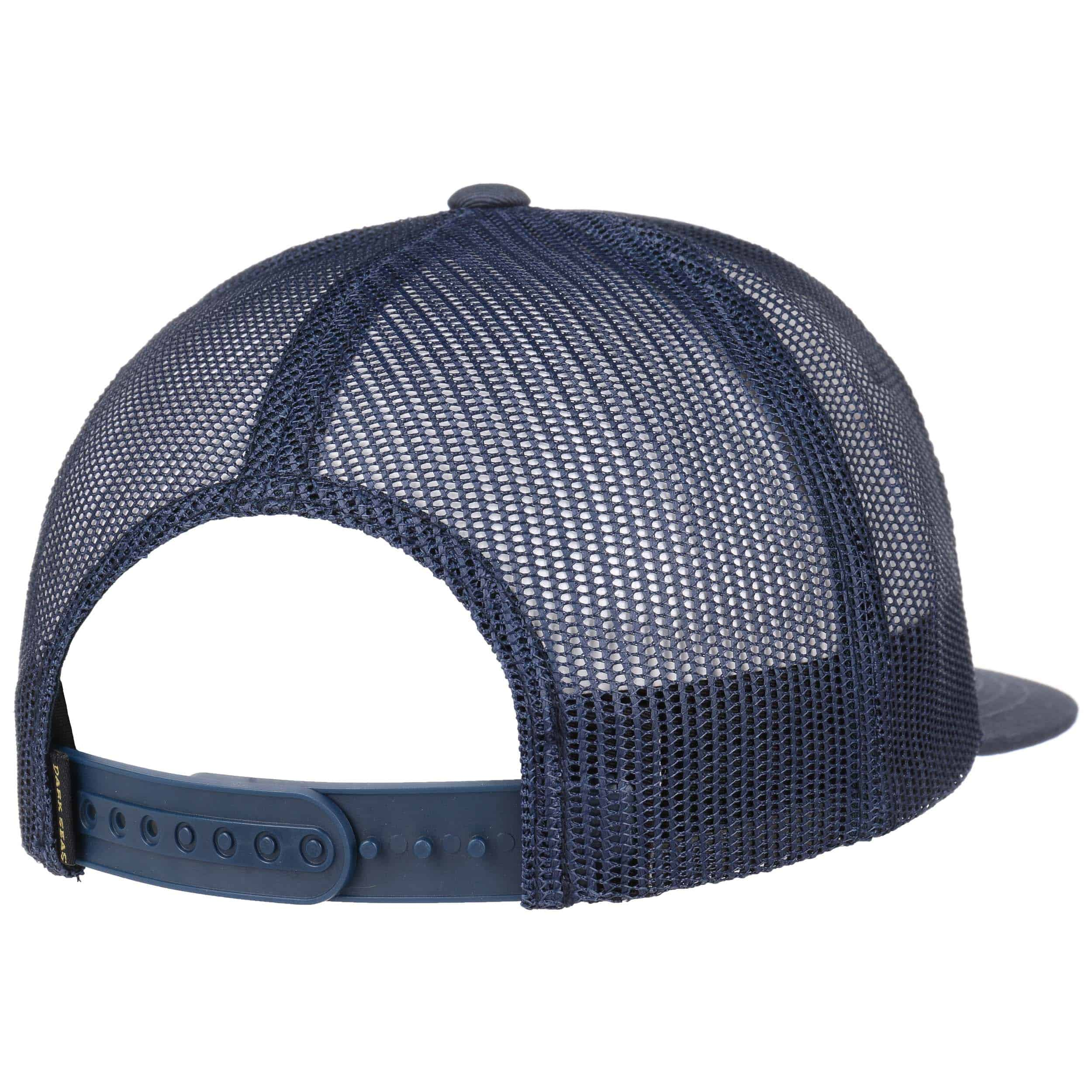 Dock Trucker Cap By Dark Seas Eur 39 95 Gt Hats Caps