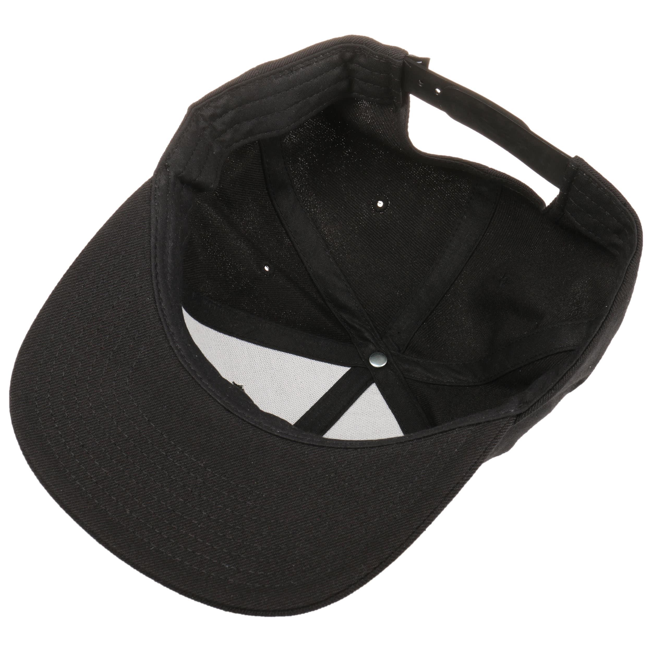 d6063478eb8 ... Drop V II Snapback Cap by Vans - black 2 ...