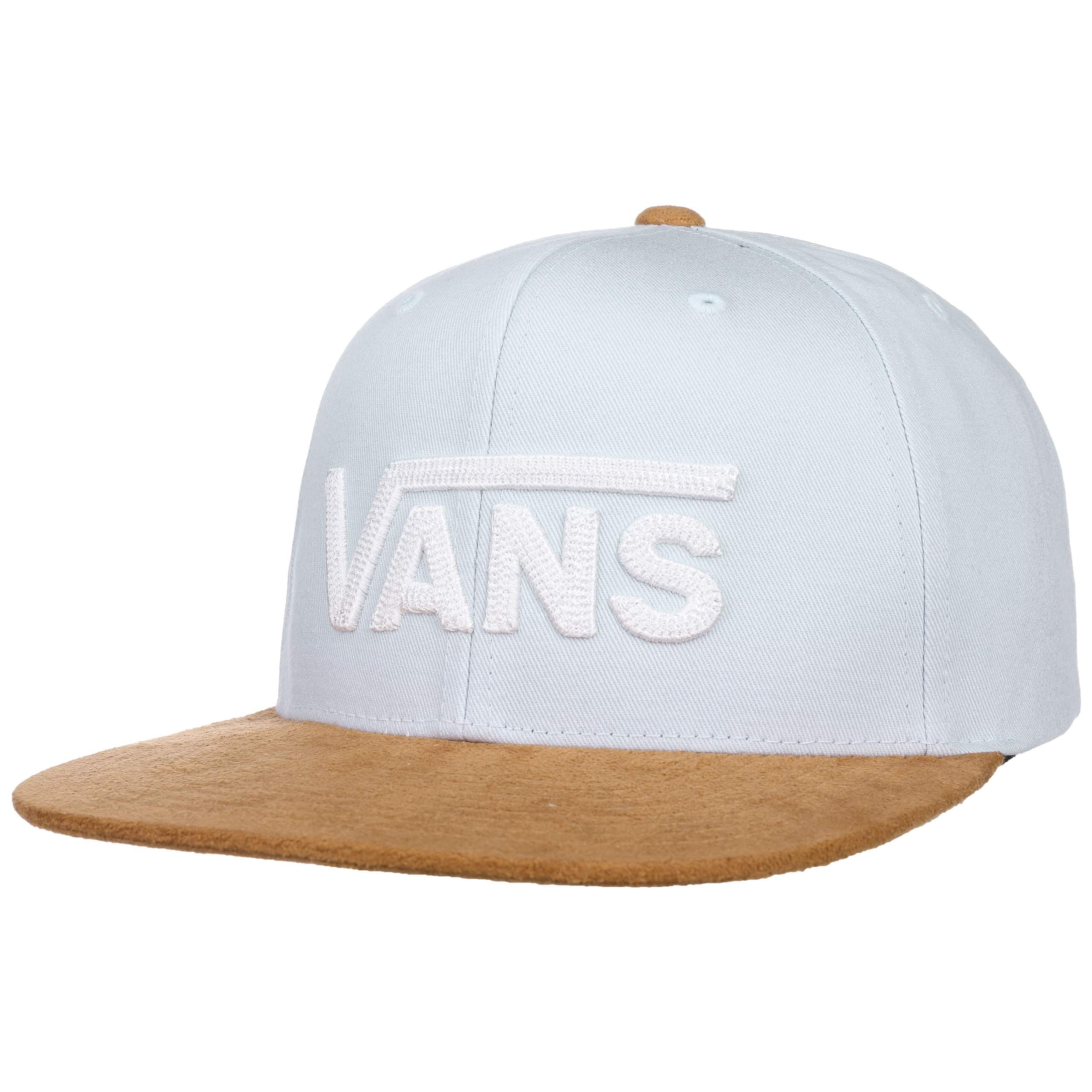 Drop V II Snapback Cap by Vans