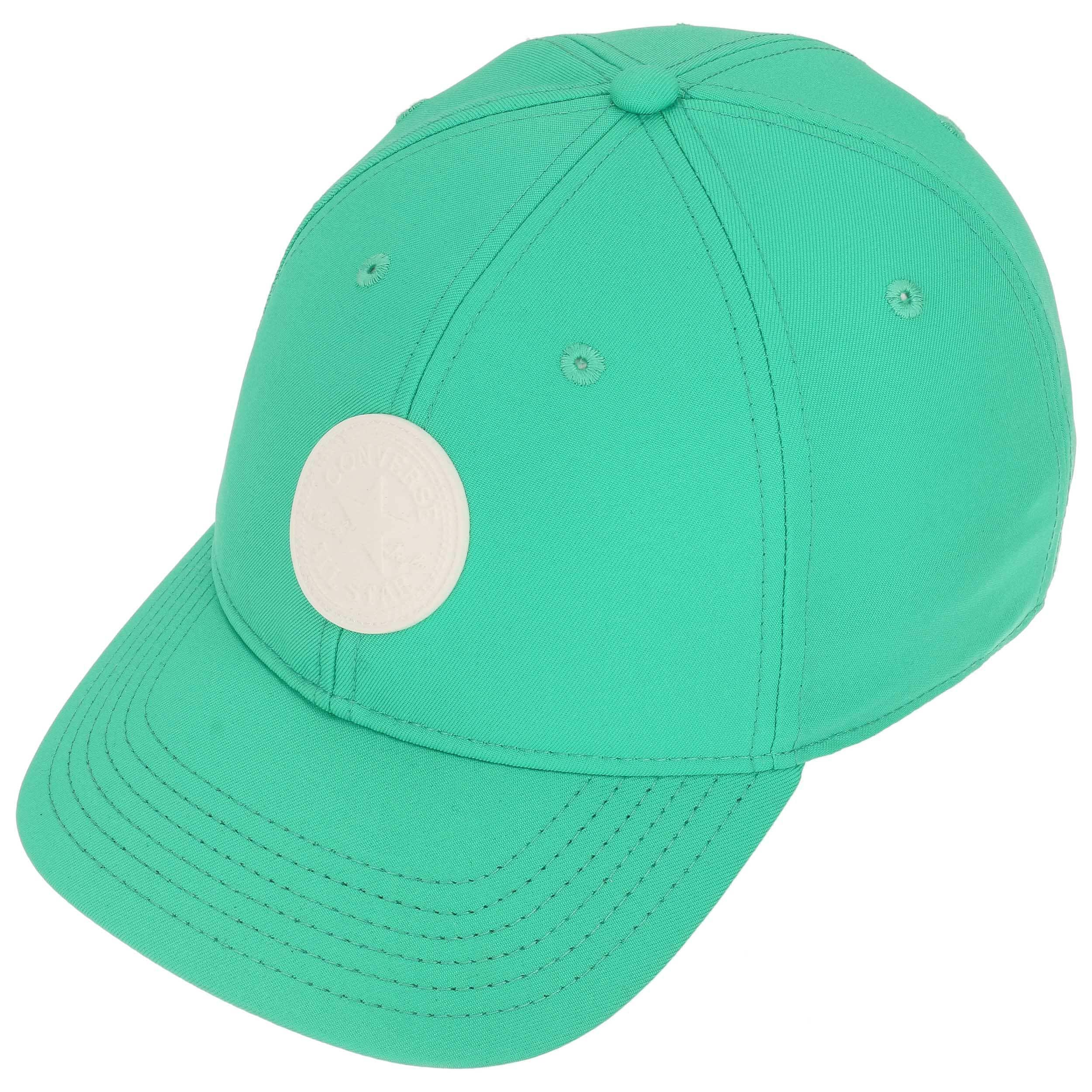 762d8423b88 ... Dry Short Visor Strapback Cap by Converse - mint green 1 ...