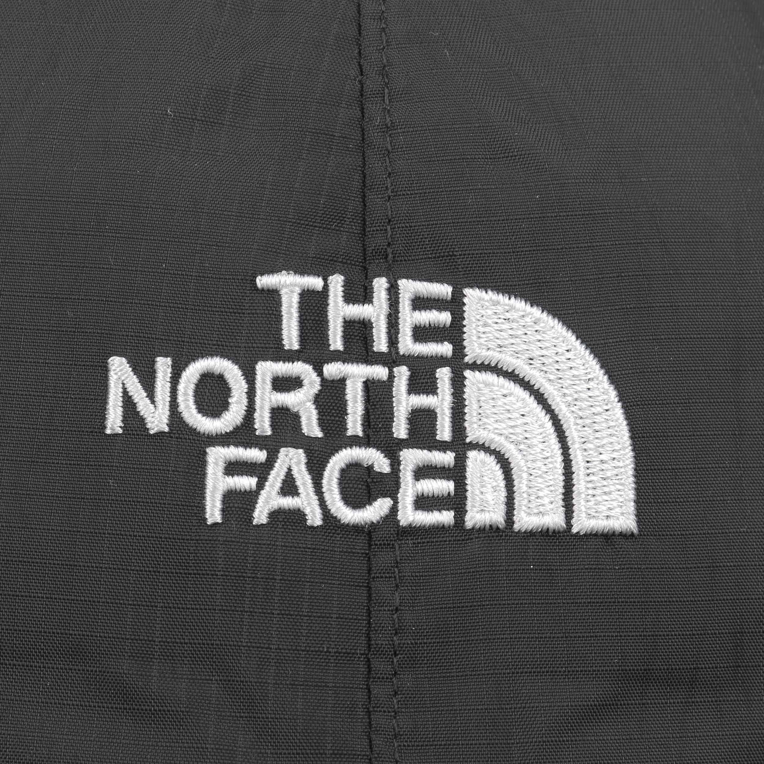 efc0a00c ... Dryvent Logo Cap by The North Face - black 4 ...