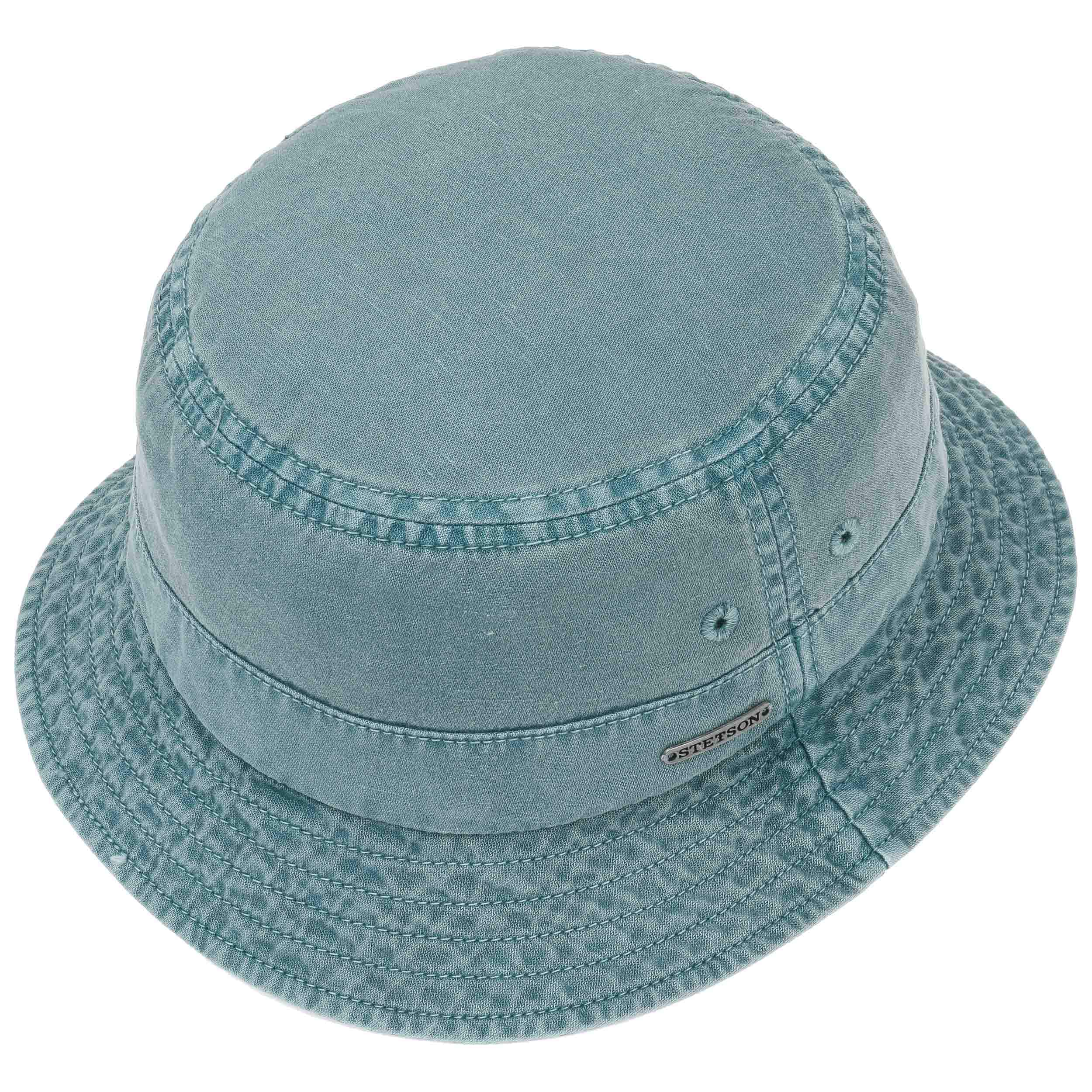 Dyed Cotton Floppy Hat by Stetson Sun hats Stetson UPOzDWa