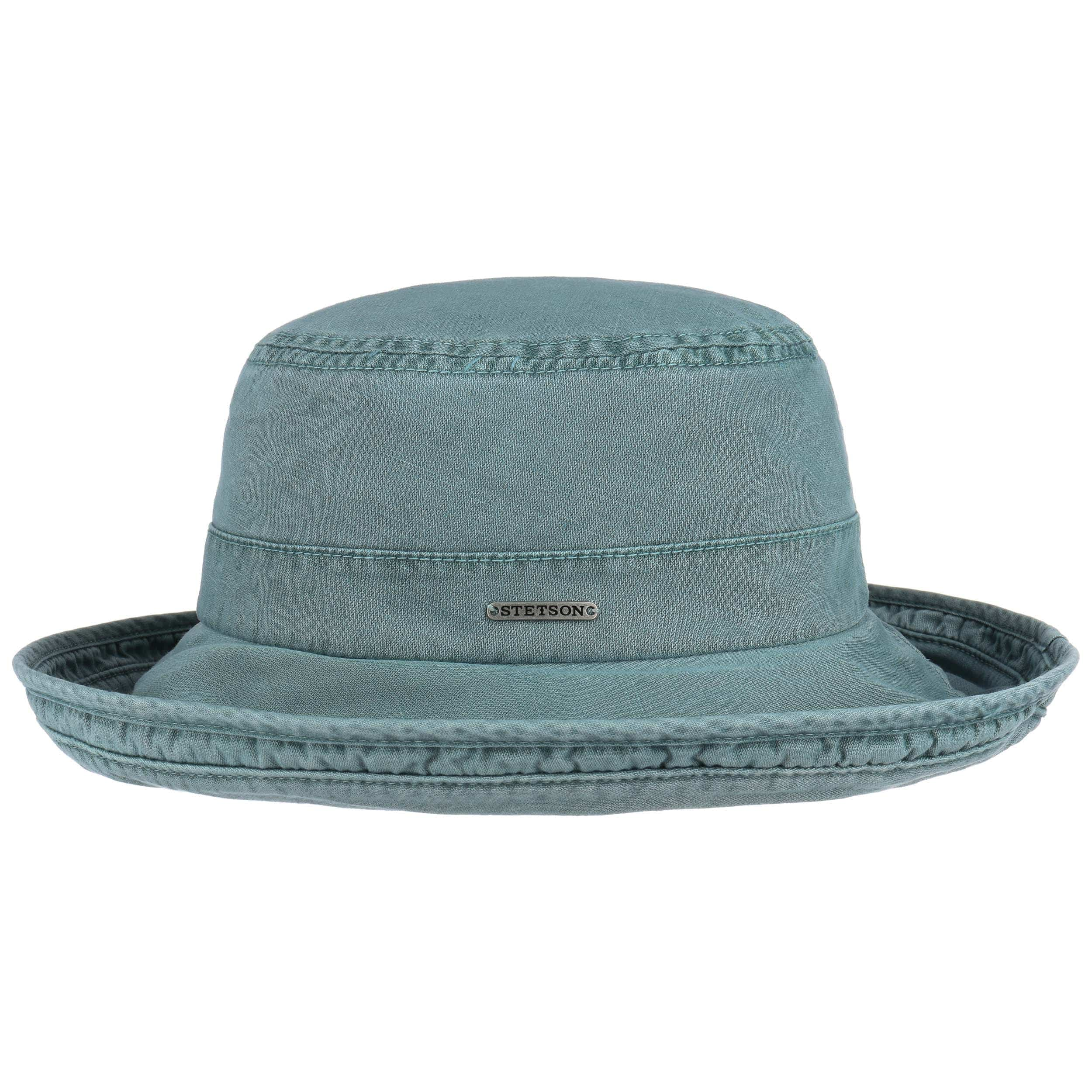 Dyed Cotton Floppy Hat by Stetson Sun hats Stetson