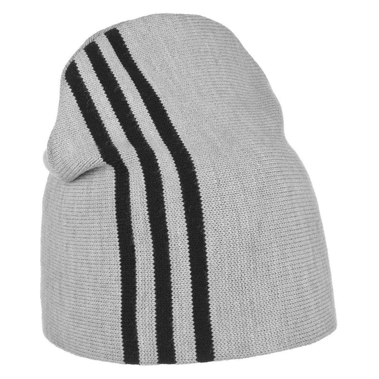 ESS 3 Stripes Beanie 3 by adidas - grey 1 ... ab41171b4d9