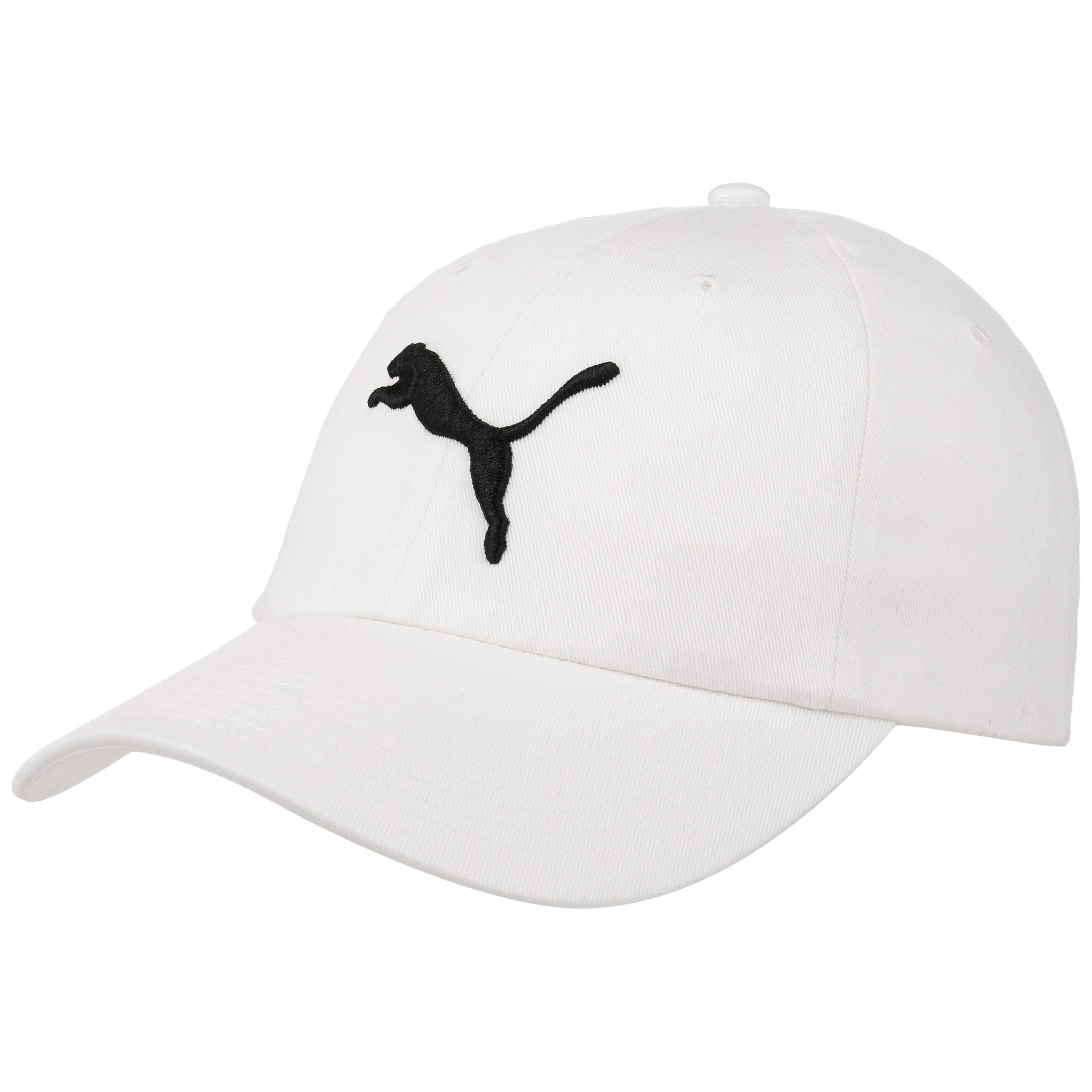 fd36b99705f ... ESS Big Cat Cap by PUMA - white 5 ...