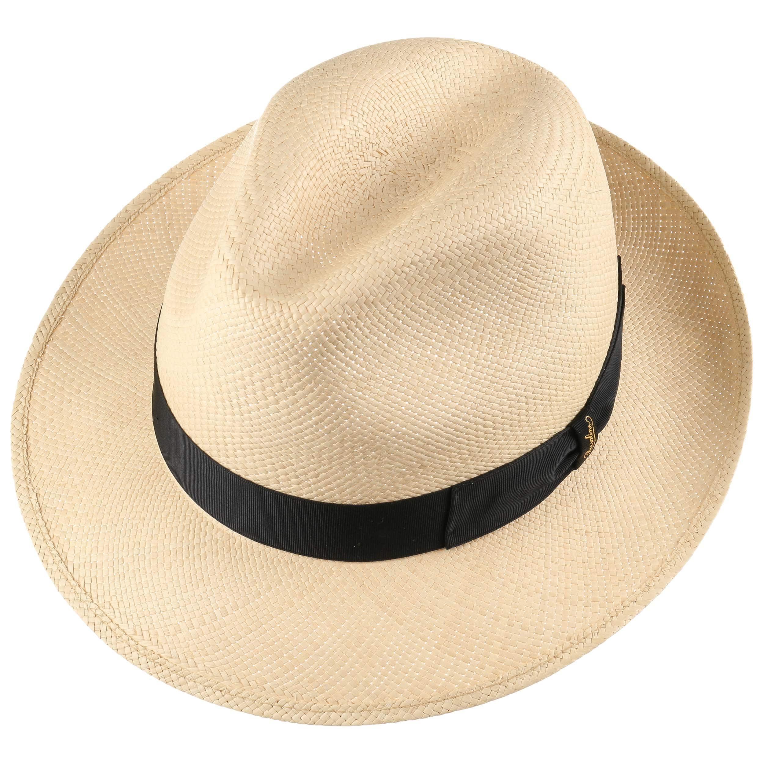 584e1687 Ecuador Panama Hat by Borsalino, GBP 228,95 --> Hats, caps & beanies ...