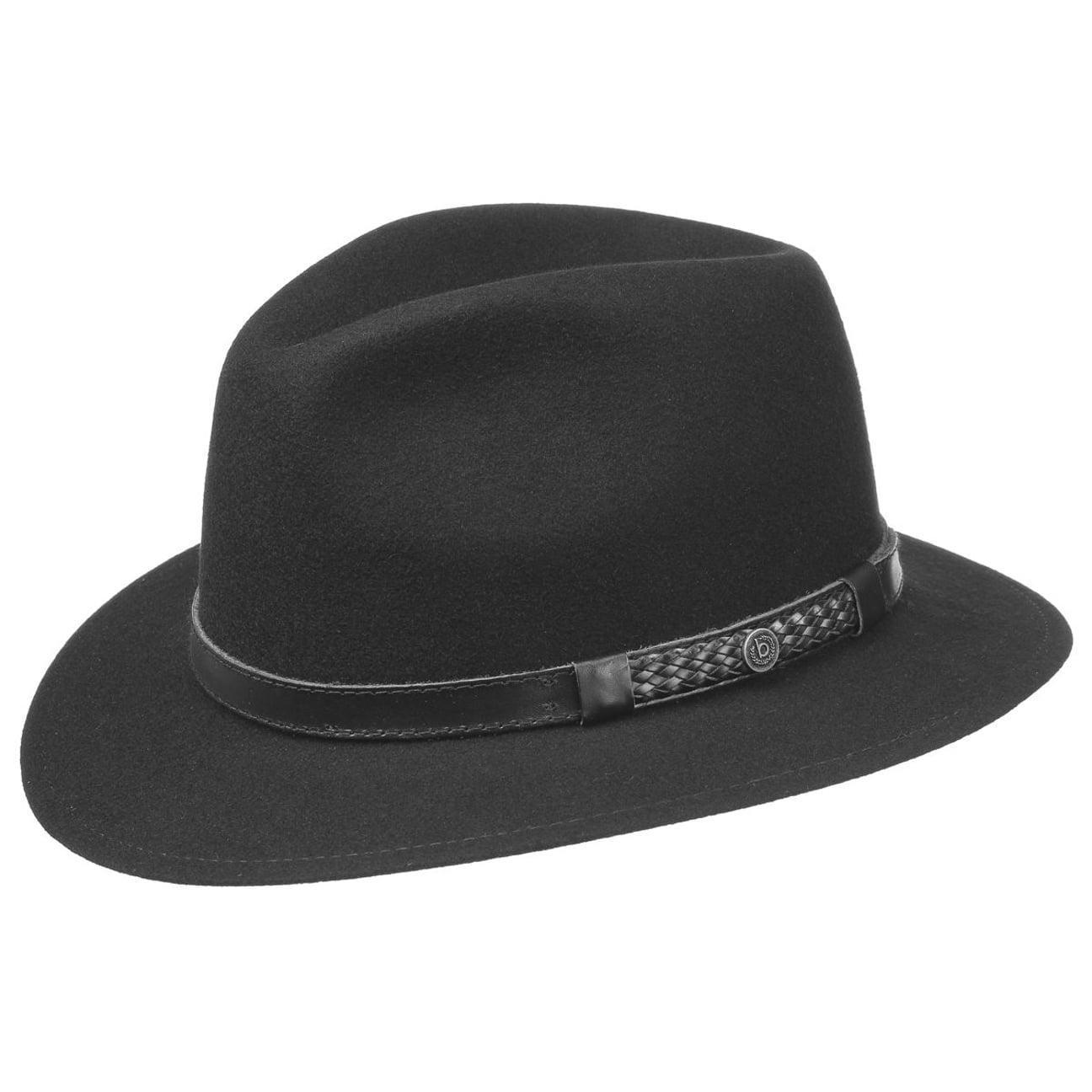 1fb2ba77a Edoardo Waterproof Felt Hat by bugatti
