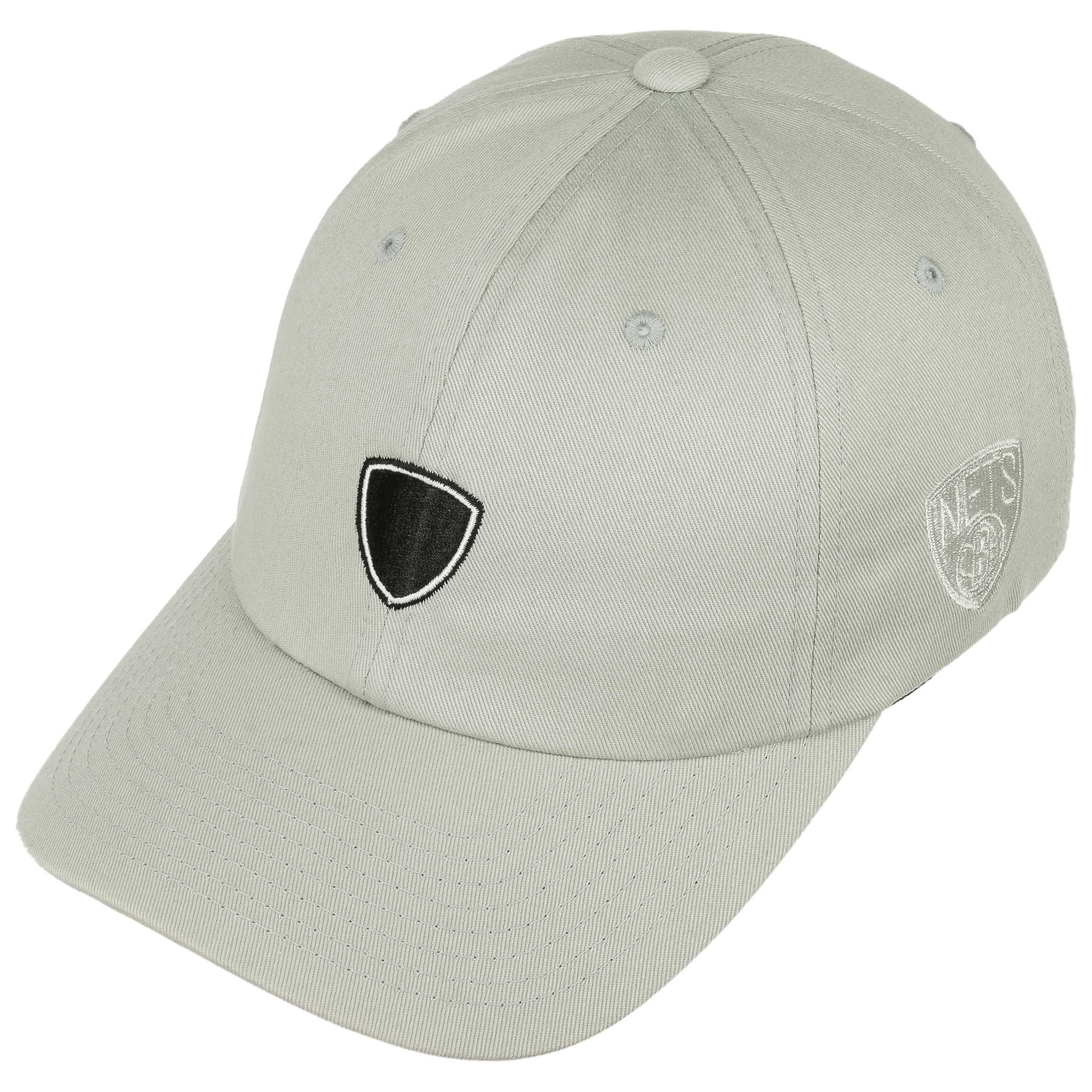 wholesale dealer 9891b dac79 Elements Nets Dad Hat by Mitchell   Ness - grey 1 ...