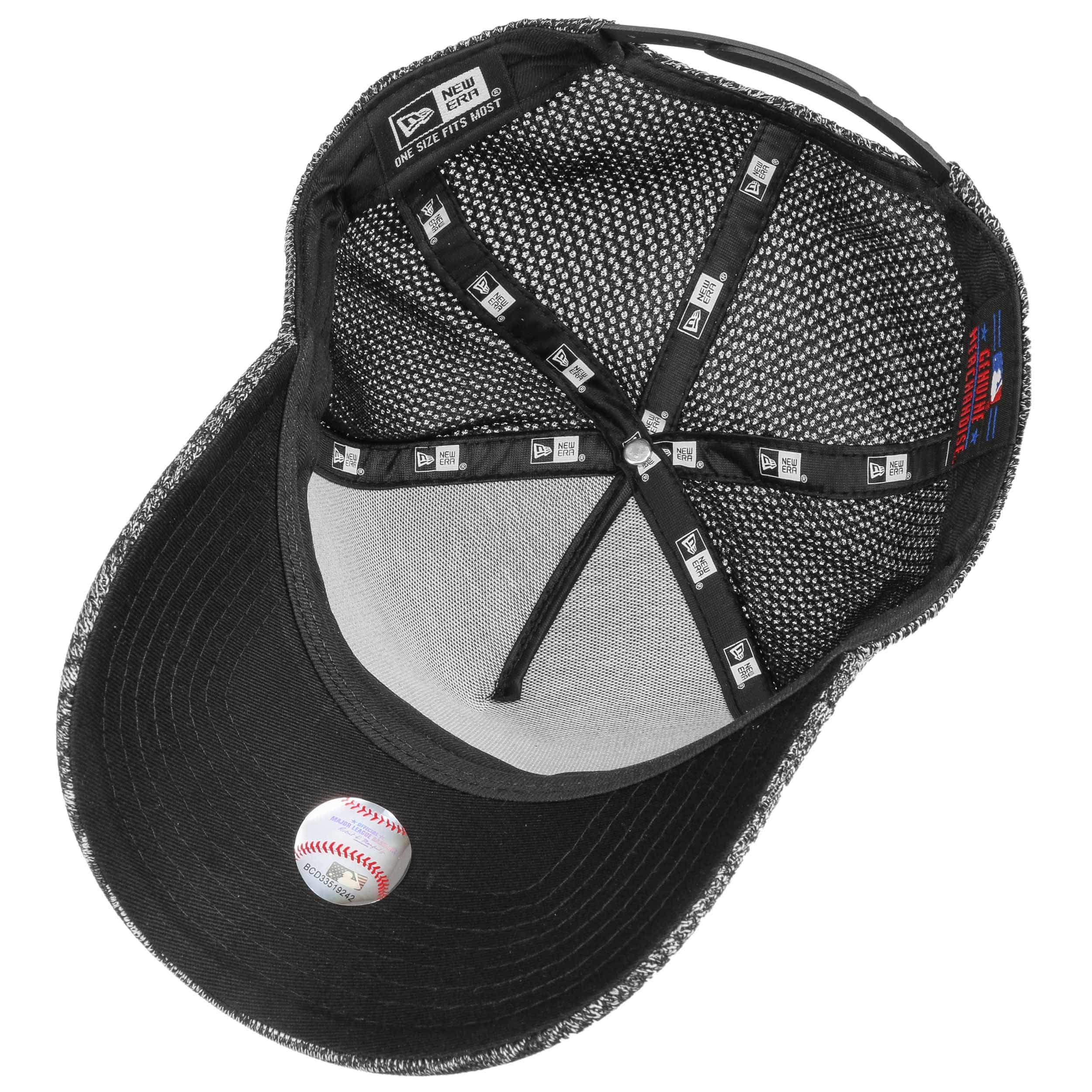 New Era MLB Boston Red Sox Engineered Fit Adjustable One Size Snapback Hat