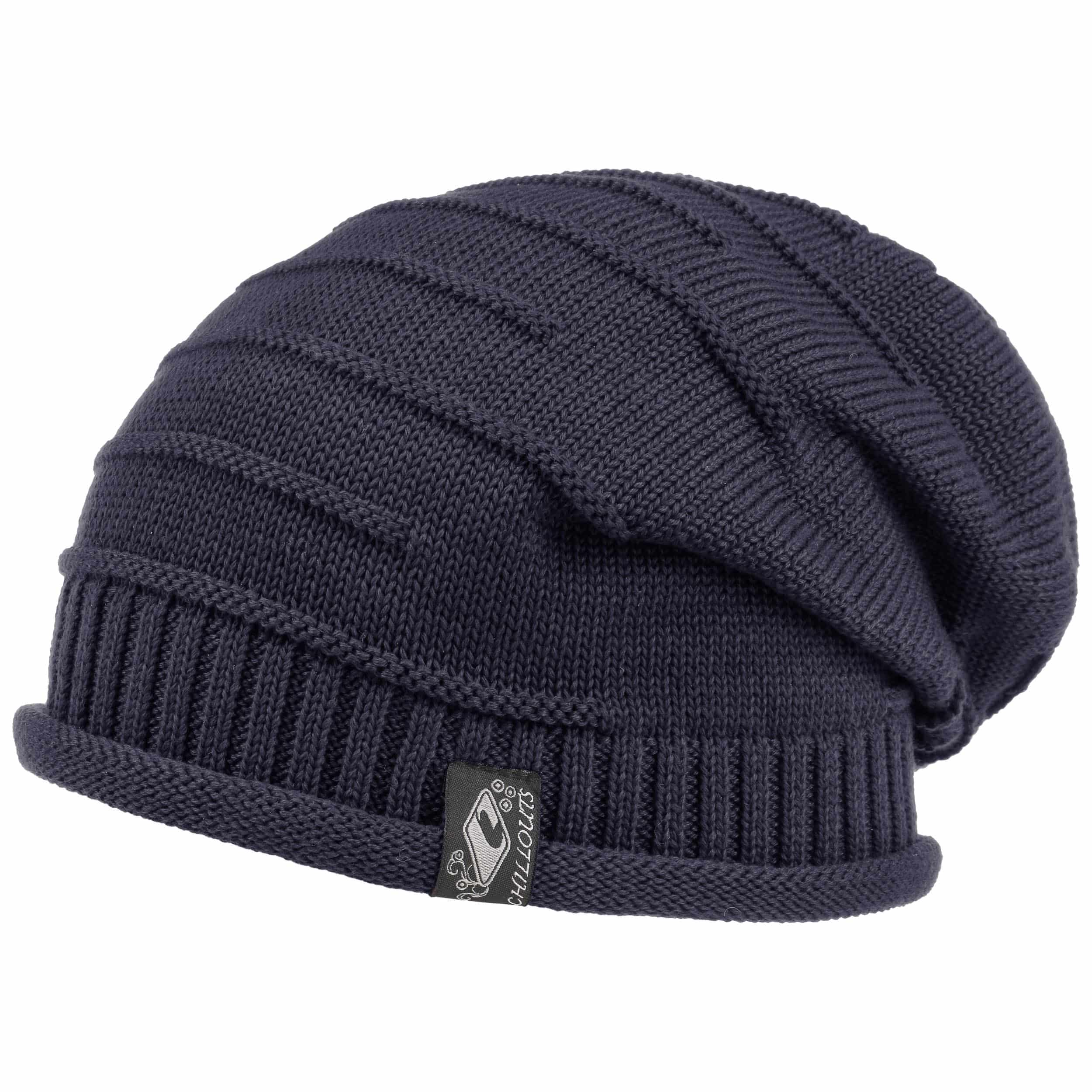 df76931b2c6 ... Erik Oversize Beanie by Chillouts - navy 3 ...