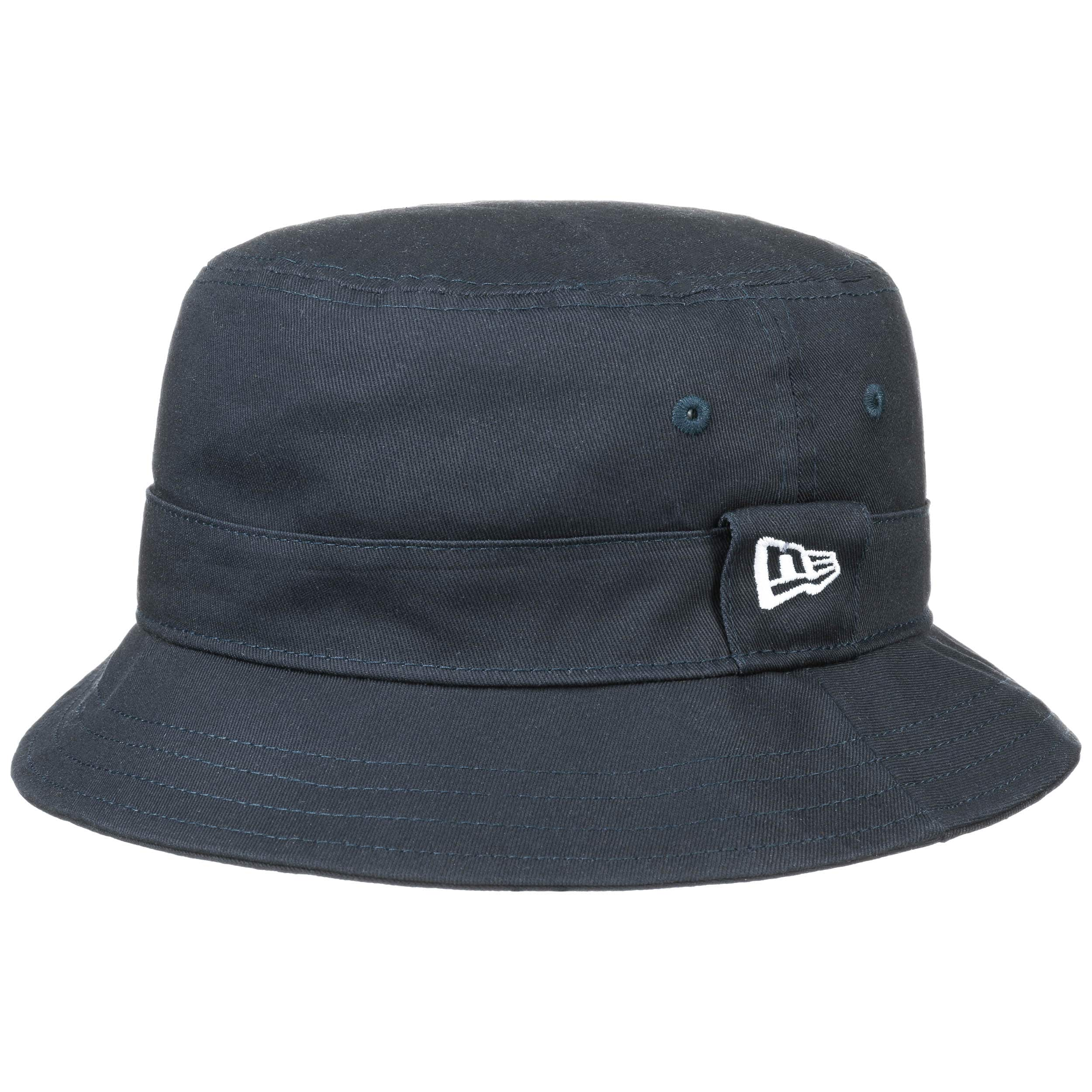 dc21d27d11bc6 ... Essential Bucket Fishing Hat by New Era - navy 2 ...