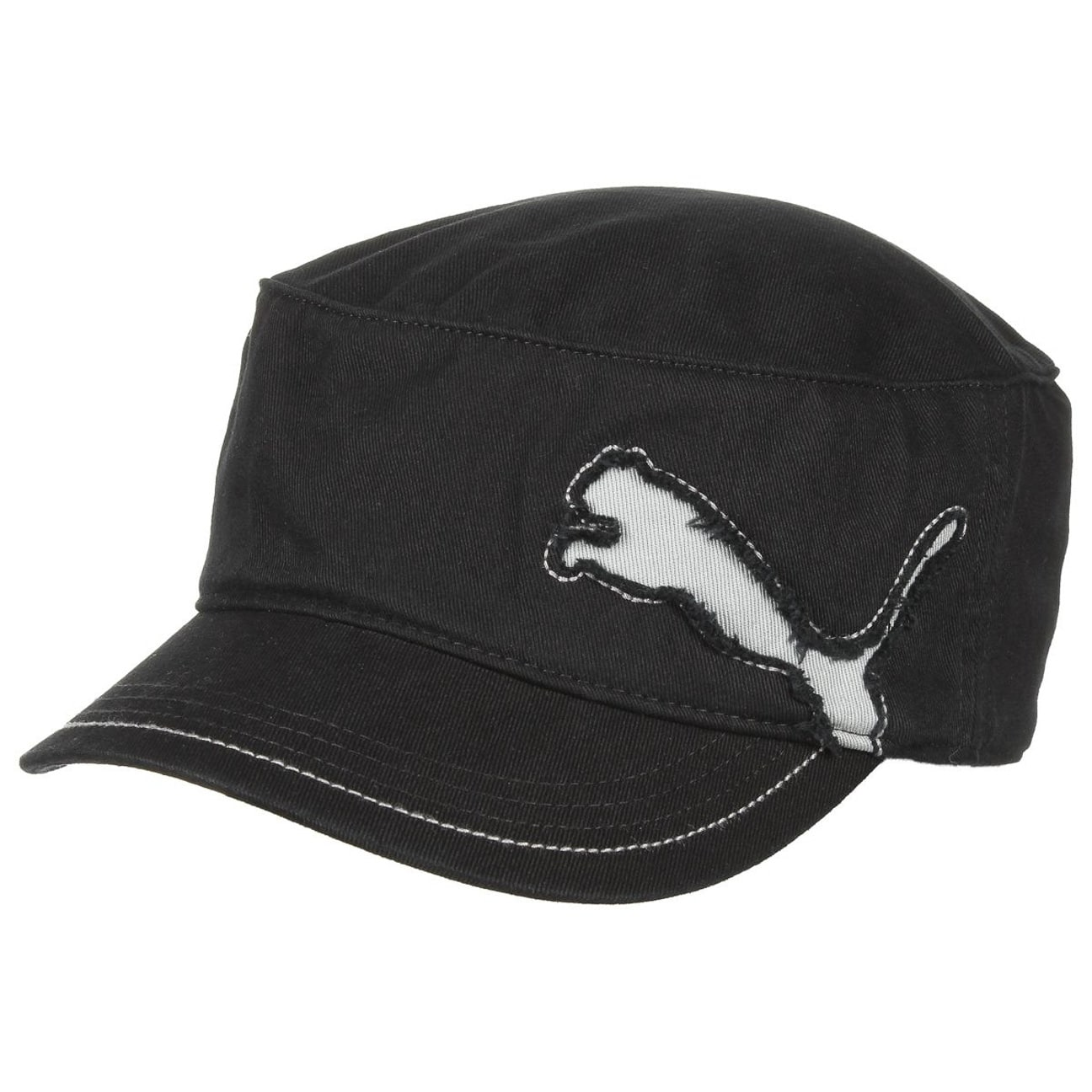 a906f7d9 ... Fairview Military Cap by PUMA - black 1