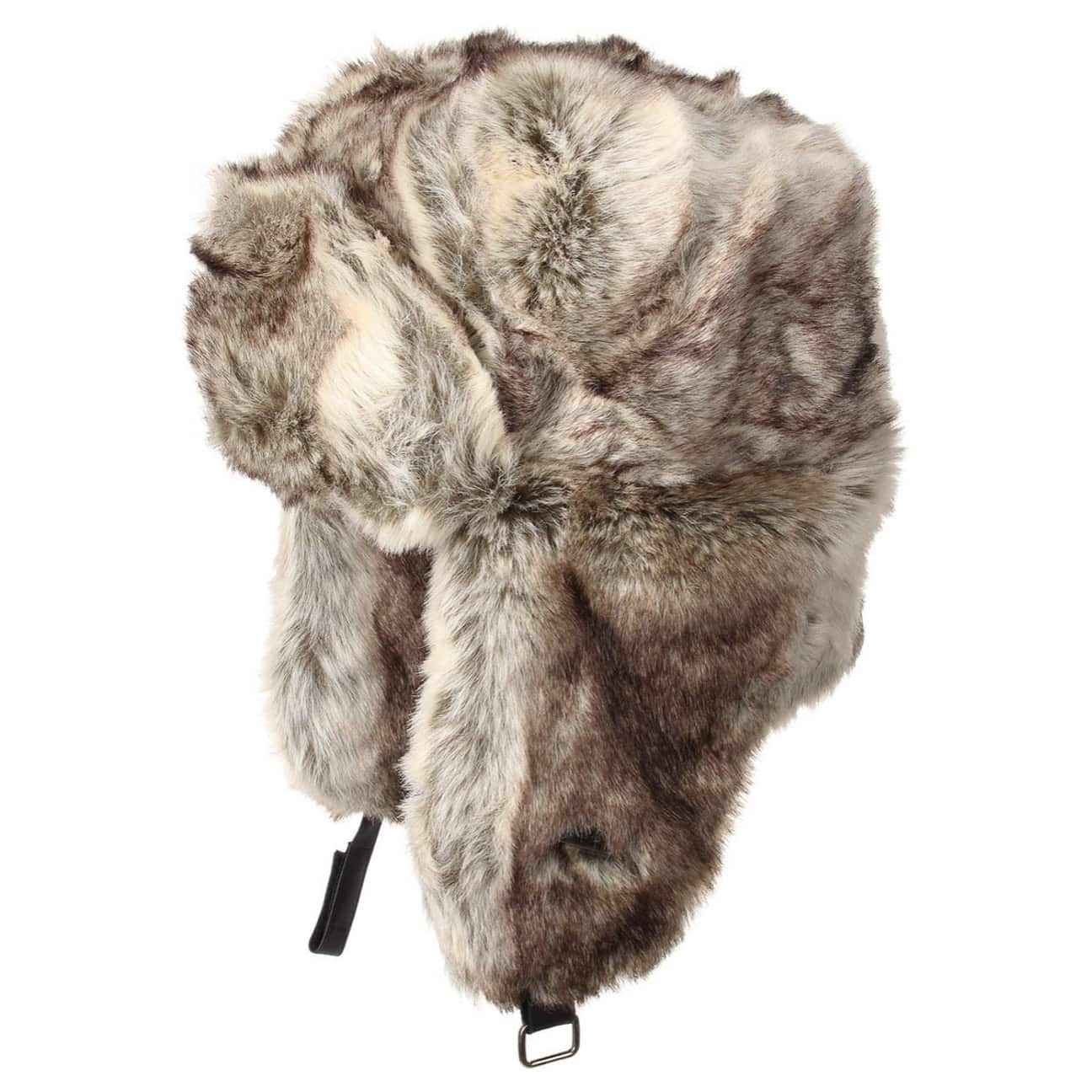 faux fur bomber rabbit chapka by barts eur 49 99 hats caps beanies shop online. Black Bedroom Furniture Sets. Home Design Ideas