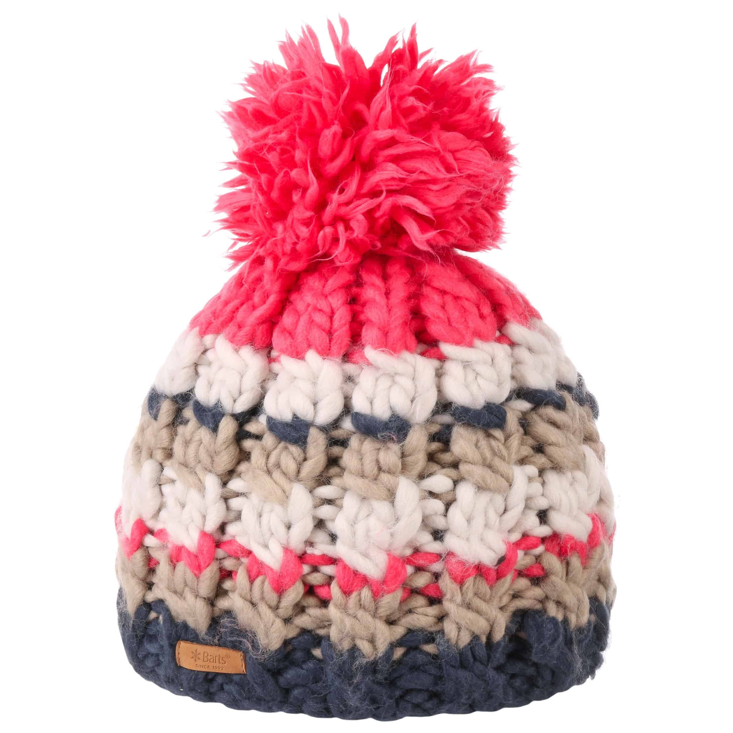 12089337994b5 ... Feather Beanie by Barts - beige 3 ...