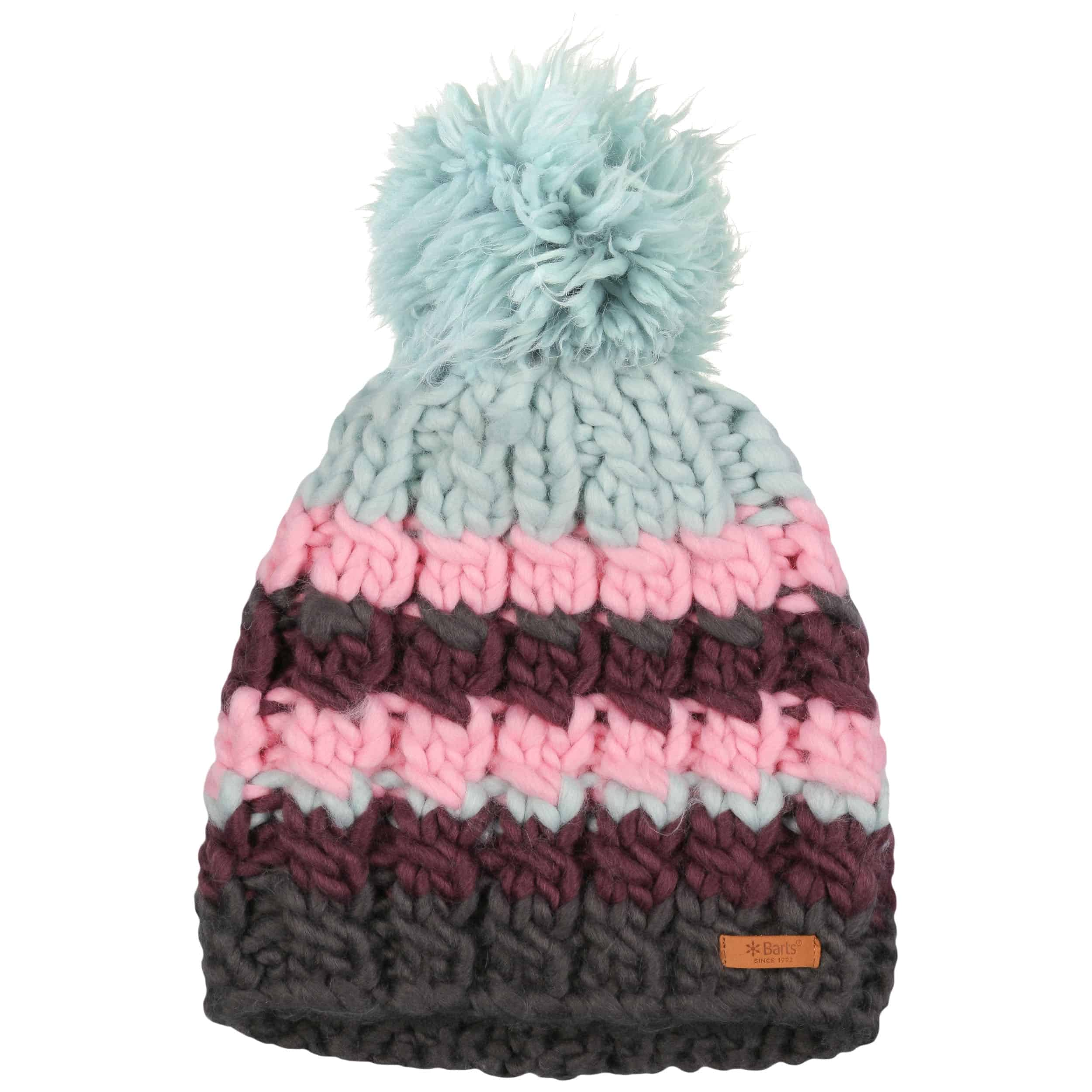 946cfbf57d0d94 ... Feather Beanie by Barts - rosa 1 ...