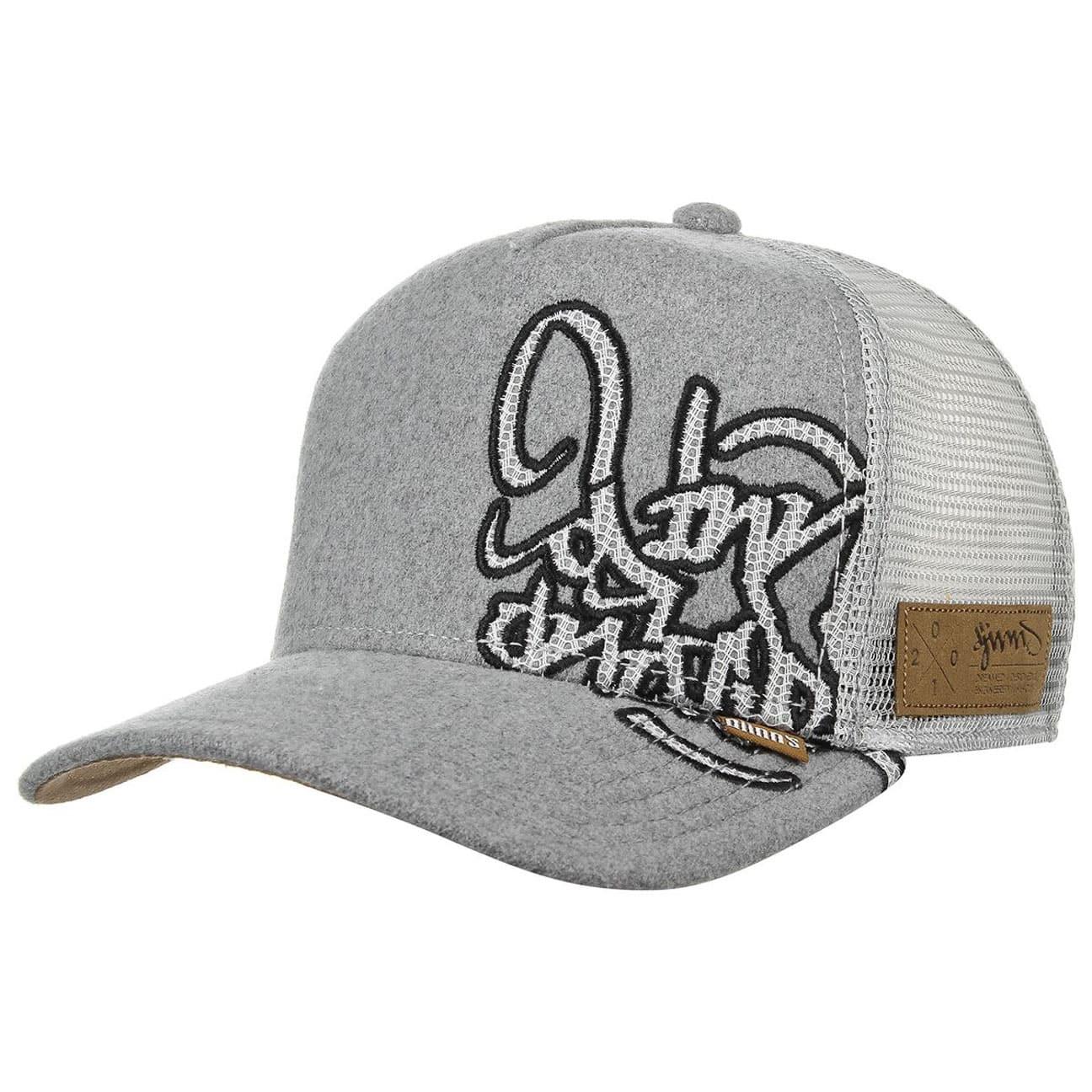 felt mesh trucker cap by djinns eur 19 99 hats caps. Black Bedroom Furniture Sets. Home Design Ideas
