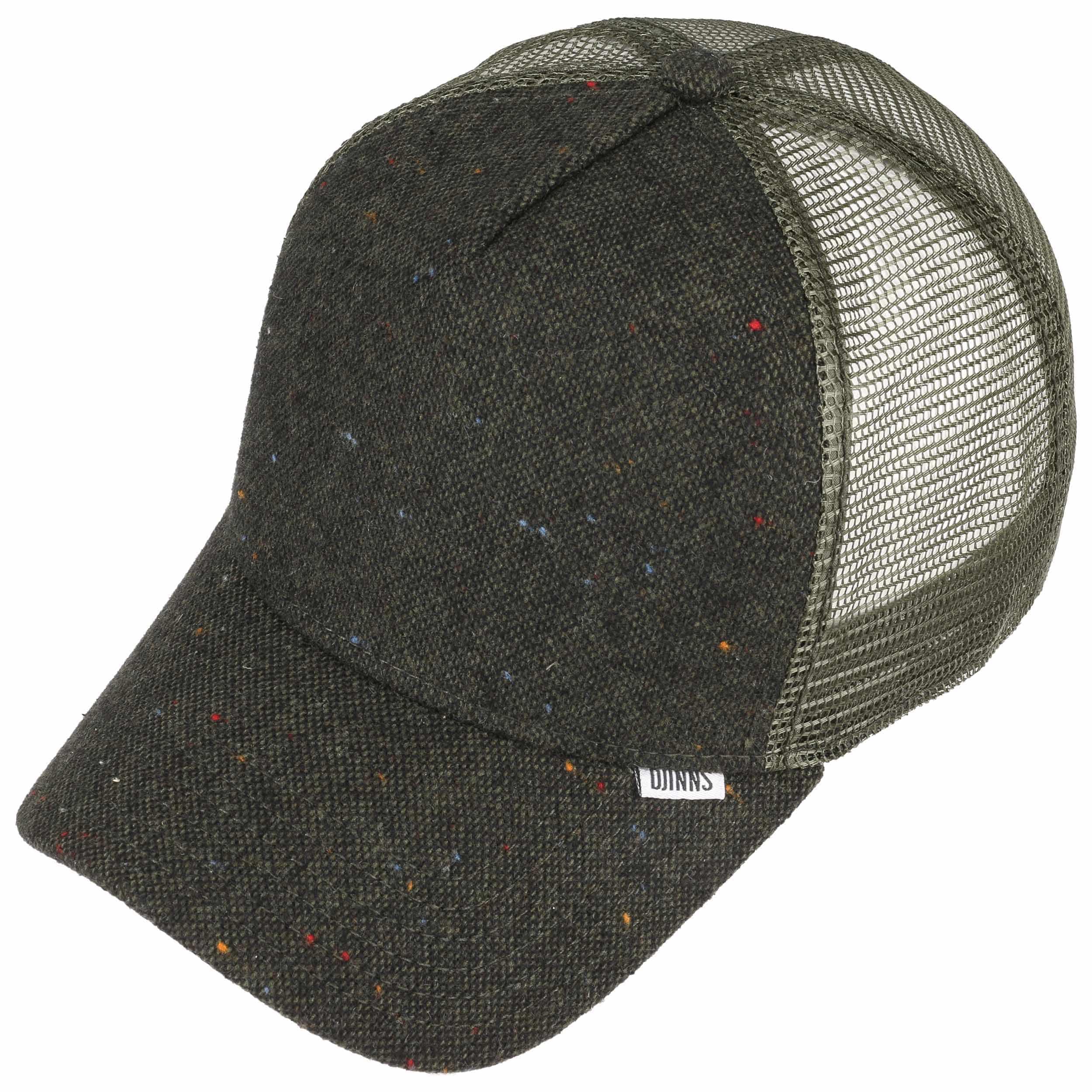 felt rubber hft trucker cap by djinns gbp 22 95 hats. Black Bedroom Furniture Sets. Home Design Ideas