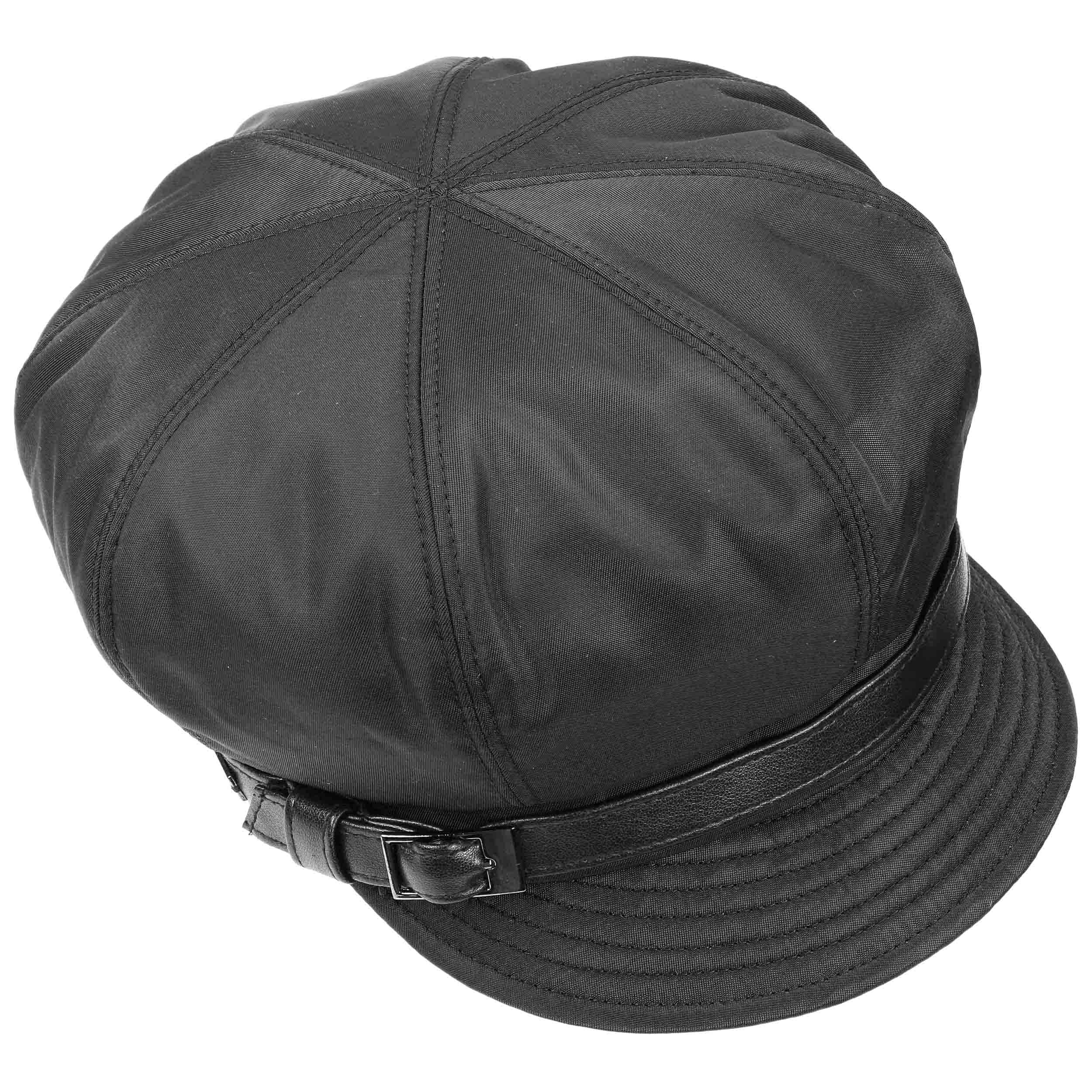... Fern Women´s Newsboy Cap by Betmar - black 1 ... 12aa55df5630