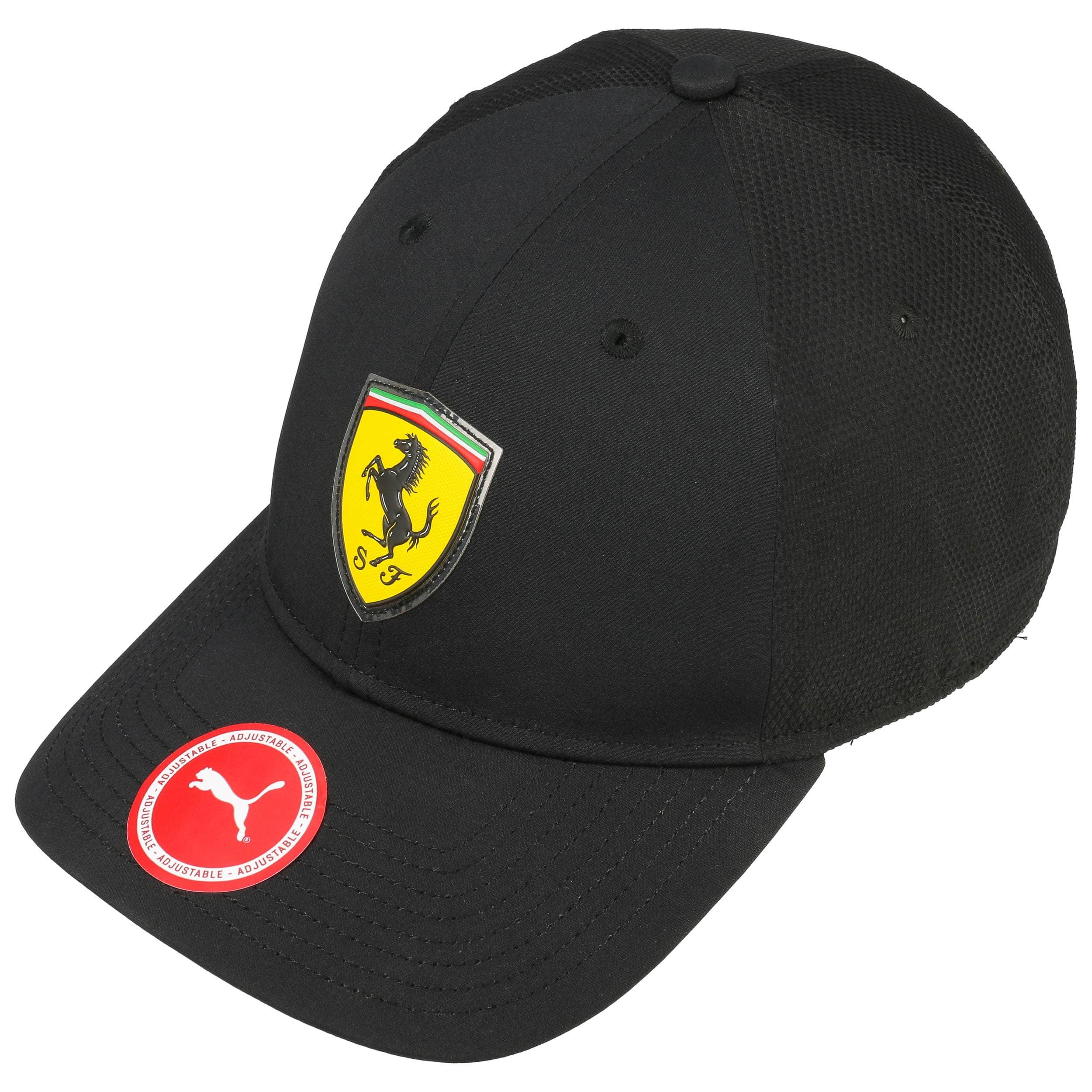c52a9cec1b9629 ... Ferrari Fanwear Strapback Cap by PUMA - red 2 ...