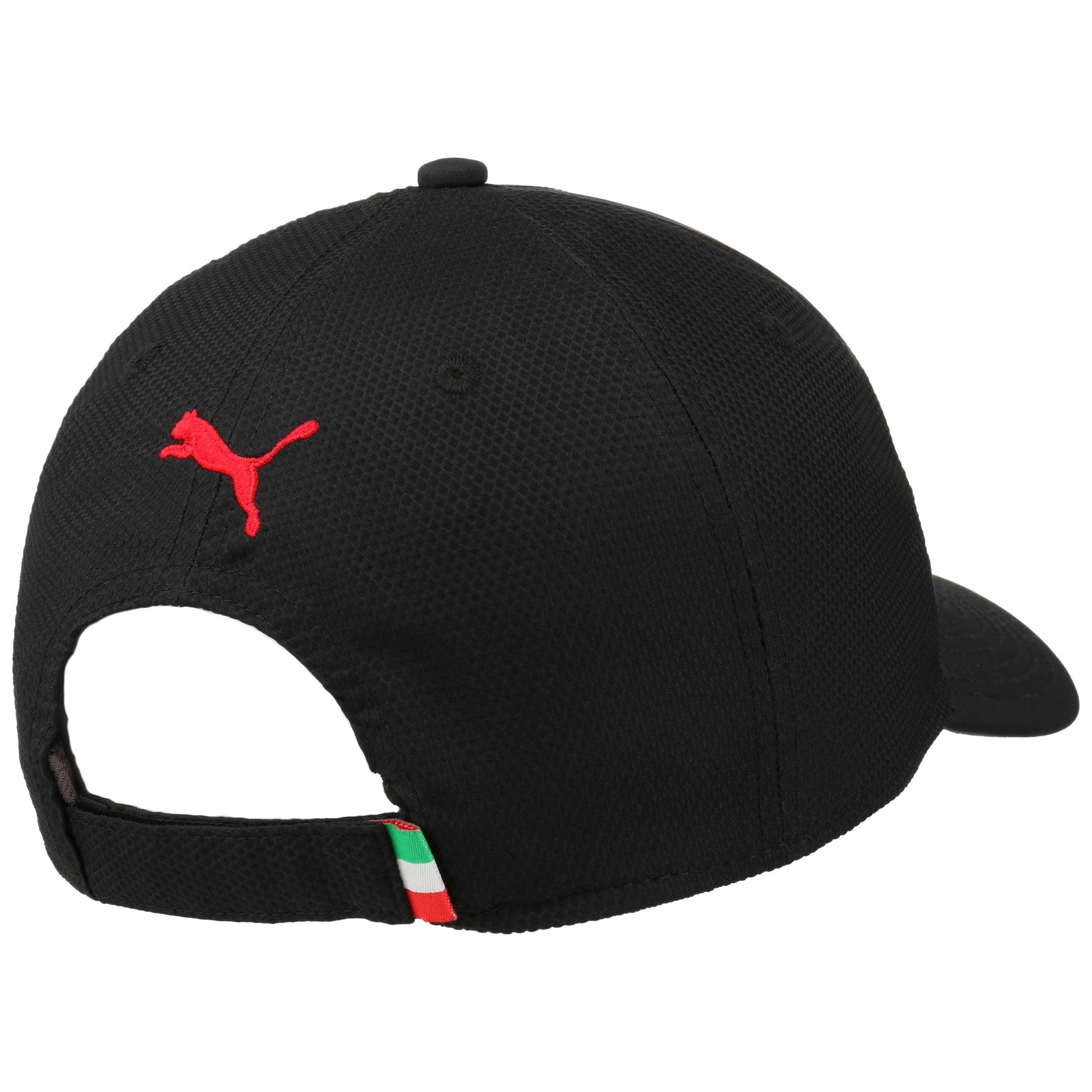 ... Ferrari Fanwear Strapback Cap by PUMA - black 3 ... 14b383c6729