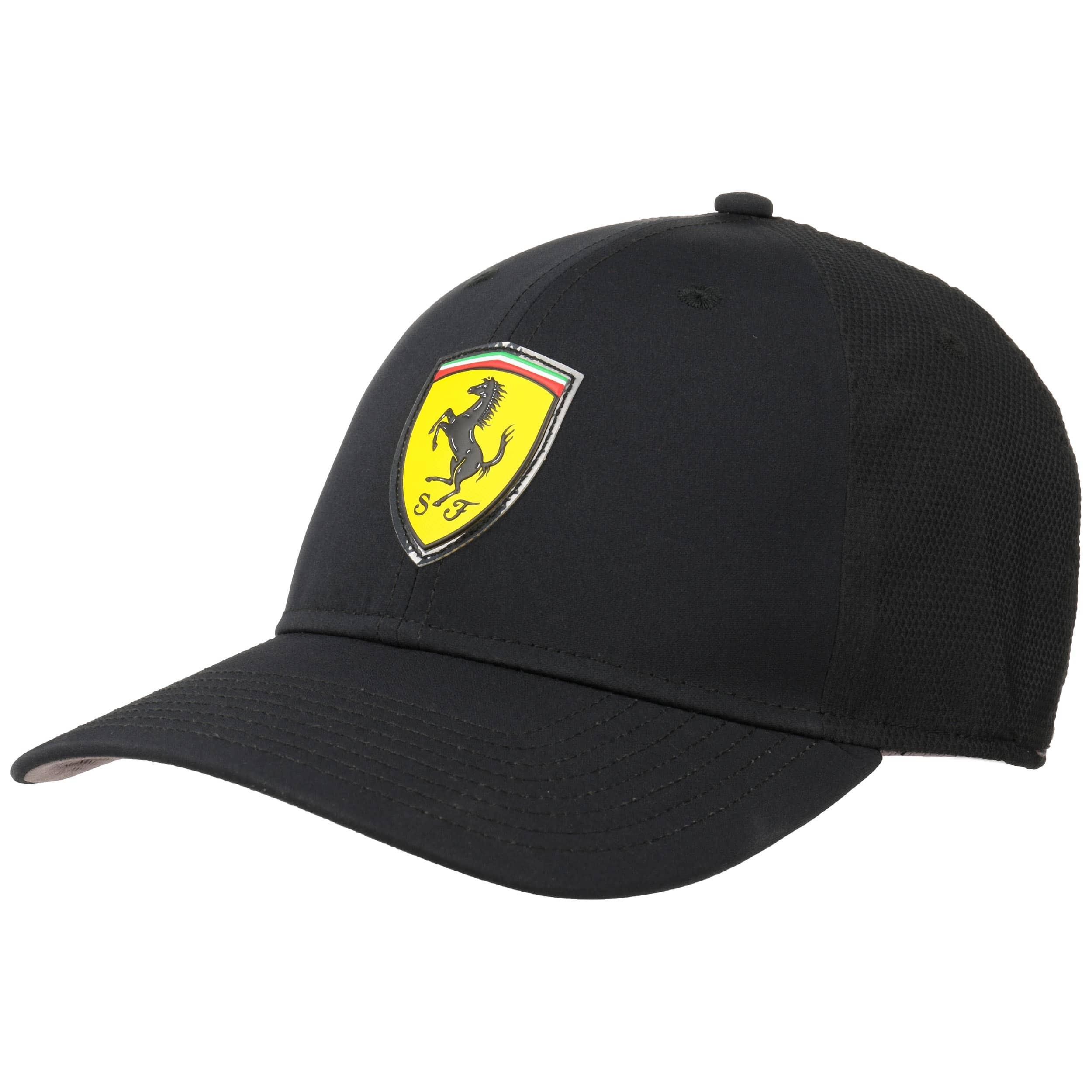 ... Ferrari Fanwear Strapback Cap by PUMA - black 6 1ebbabeaded